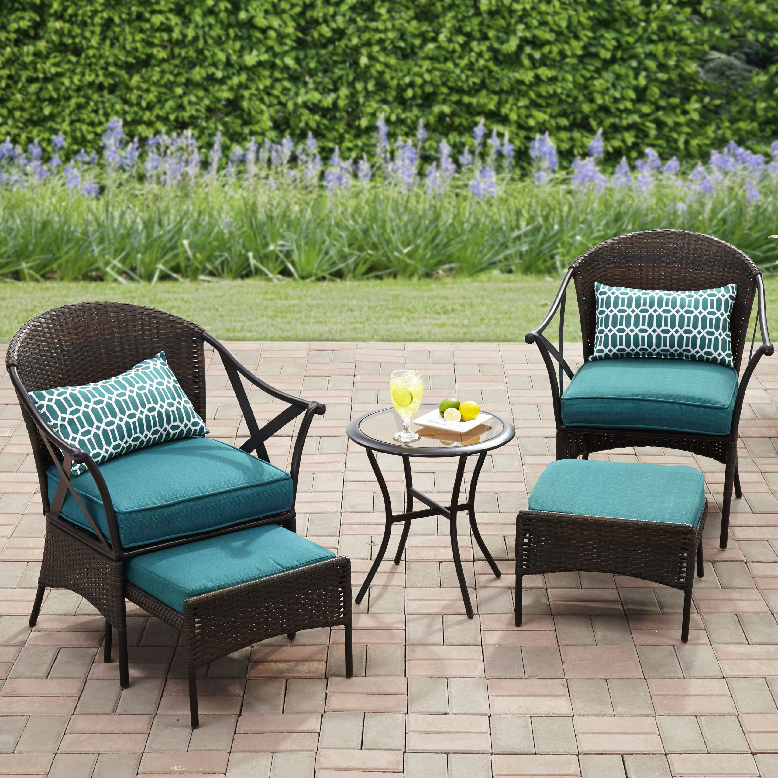 The 11 Best Outdoor Furniture Pieces From Walmart In 2020 Throughout Outdoor Wicker Plastic Tear Porch Swings With Stand (View 18 of 25)