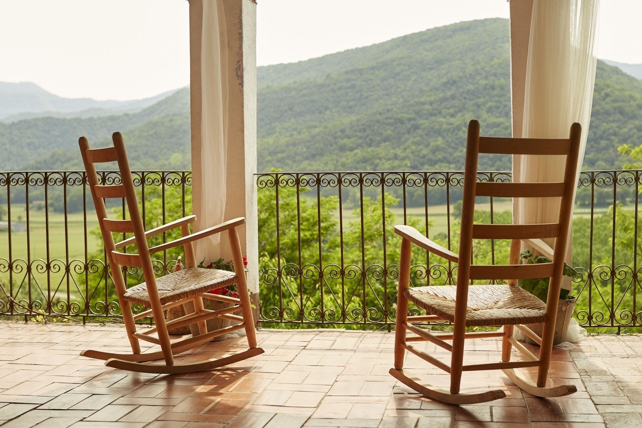 The 7 Best Rocking Chairs Of 2020 With Rocking Love Seats Glider Swing Benches With Sturdy Frame (View 13 of 25)