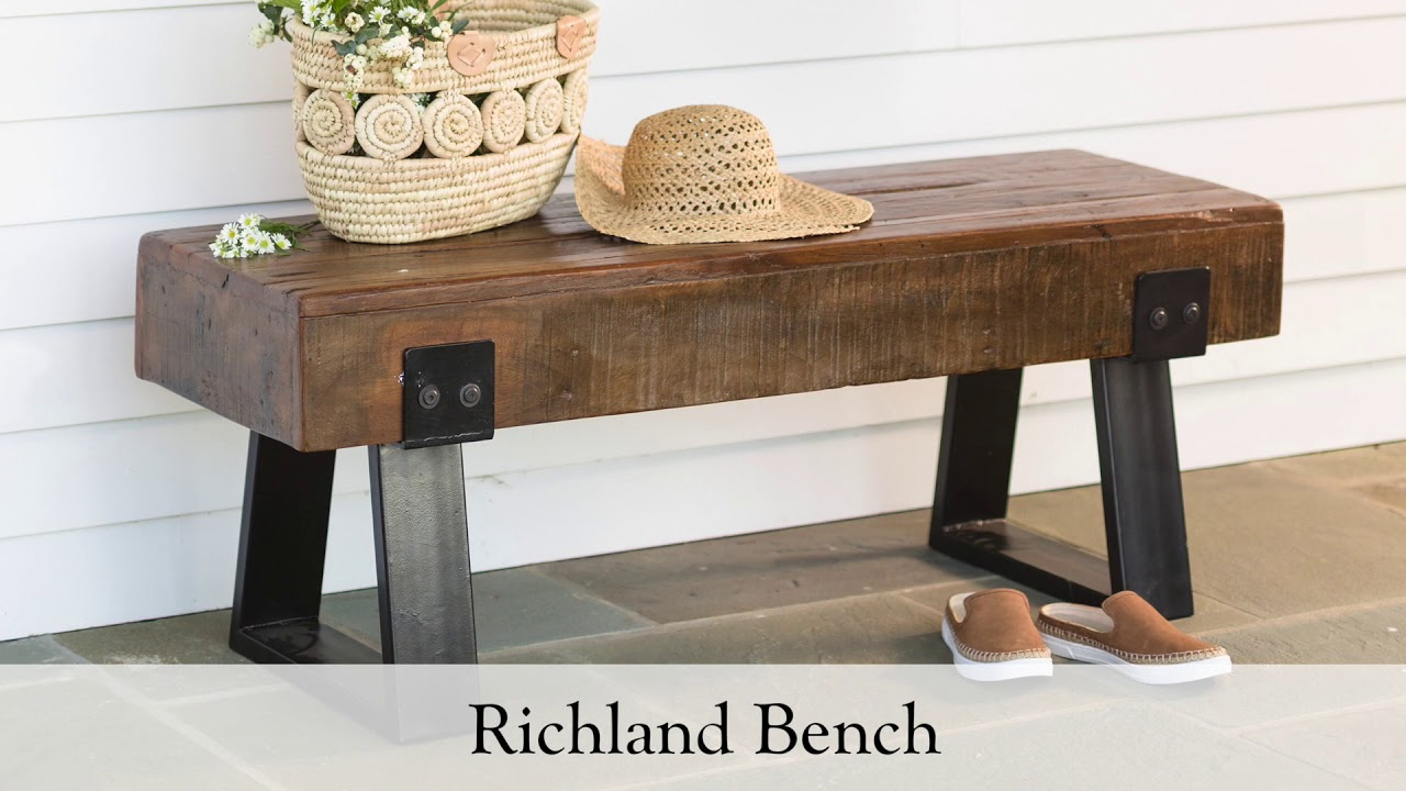 The Best Garden Benches Reviewed In 2020 | Gardener's Path With Cedar Colonial Style Glider Benches (View 19 of 25)