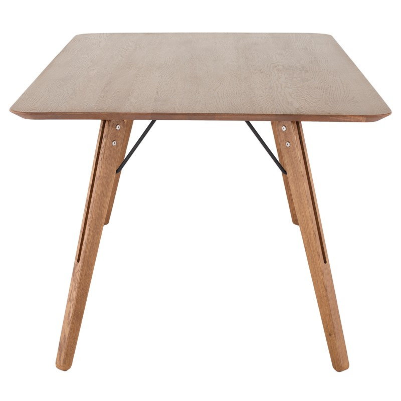 Theo – Nuevo Within Fumed Oak Dining Tables (View 19 of 25)