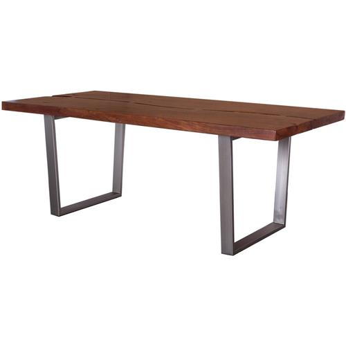 Unique Acacia Wood Dining Table Intended For Unique Acacia Wood Dining Tables (Image 21 of 25)