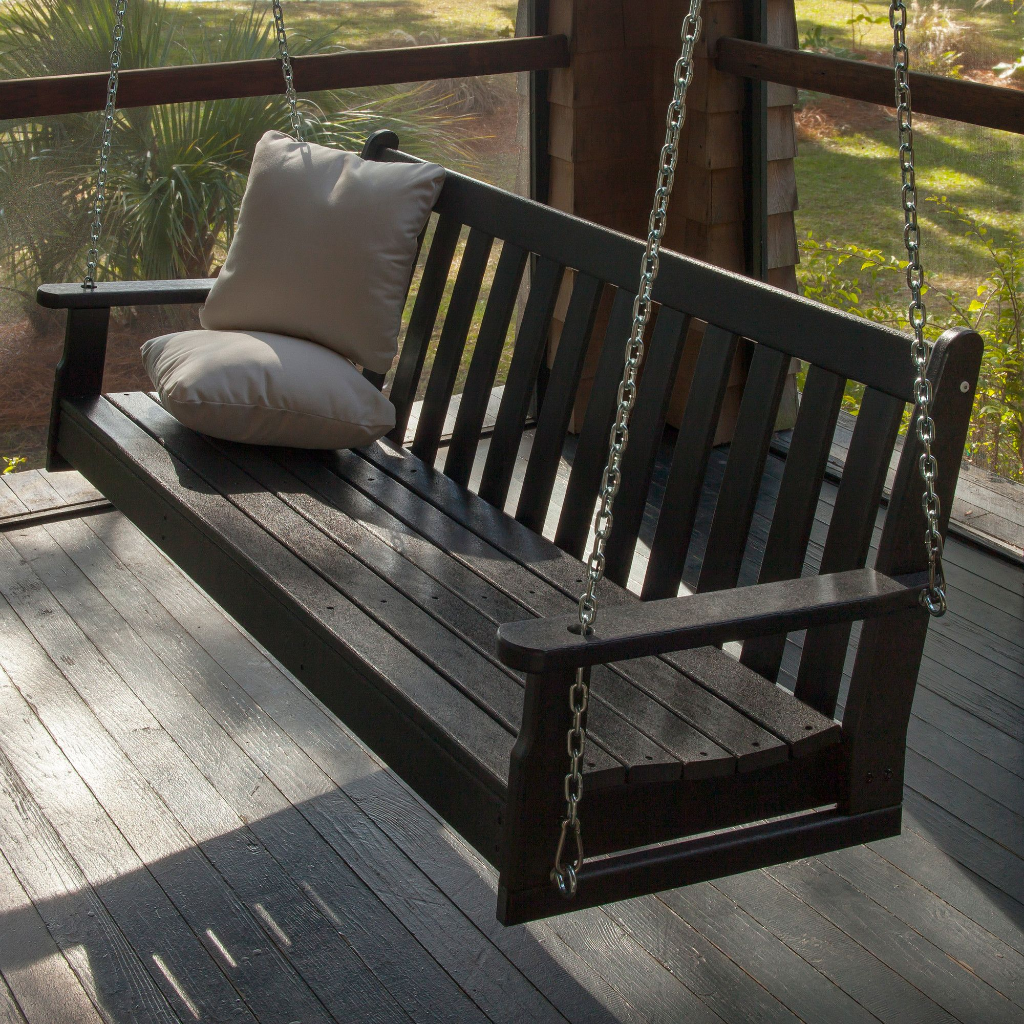 "Vineyard 60"" Swing 