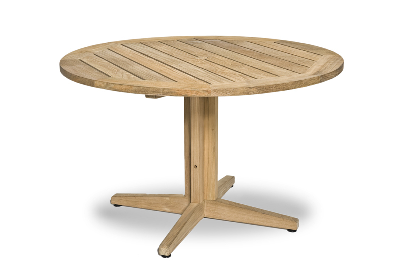 Wellspring Dining Table – Outdoor Table With Morris Round Dining Tables (View 20 of 25)