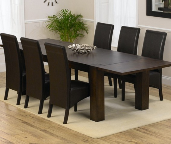 Which One Is Best For You? Round Or Rectangular Dining Table Regarding Rectangular Dining Tables (View 6 of 25)