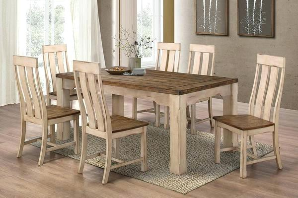 White Country Dining Chairs – Slimproindia (View 2 of 25)