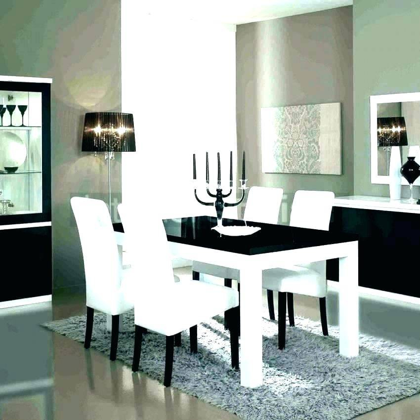 White Modern Living Room Set Round Dining Sets Contemporary Intended For Contemporary 6 Seating Rectangular Dining Tables (View 24 of 25)