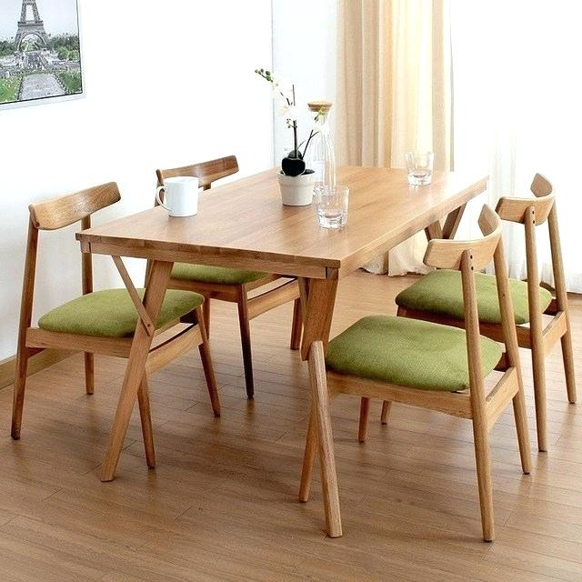 White Oak Dining Table – Stichling Inside Fumed Oak Dining Tables (View 24 of 25)
