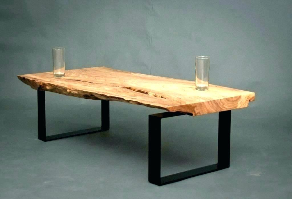 Wood Dining Table With Metal Legs – Openenrollmentplan (View 19 of 25)