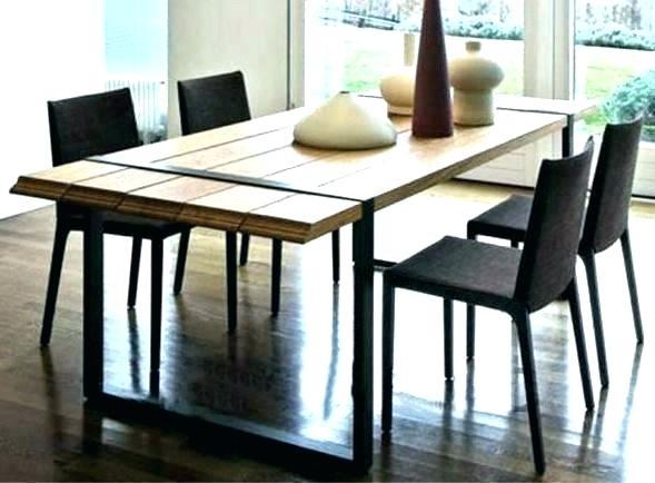 Wrought Iron Wood Dining Table – Doglar Intended For Iron Wood Dining Tables (View 9 of 25)