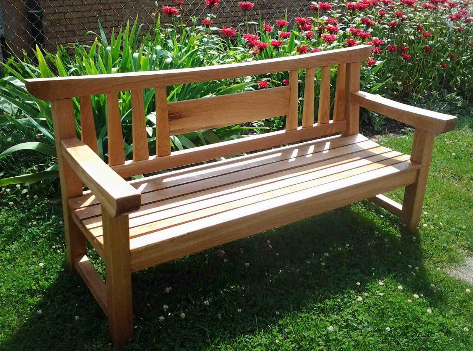 10 Garden Bench Ideas, Most Stylish And Attractive | Garden Inside Coleen Outdoor Teak Garden Benches (Photo 4 of 25)