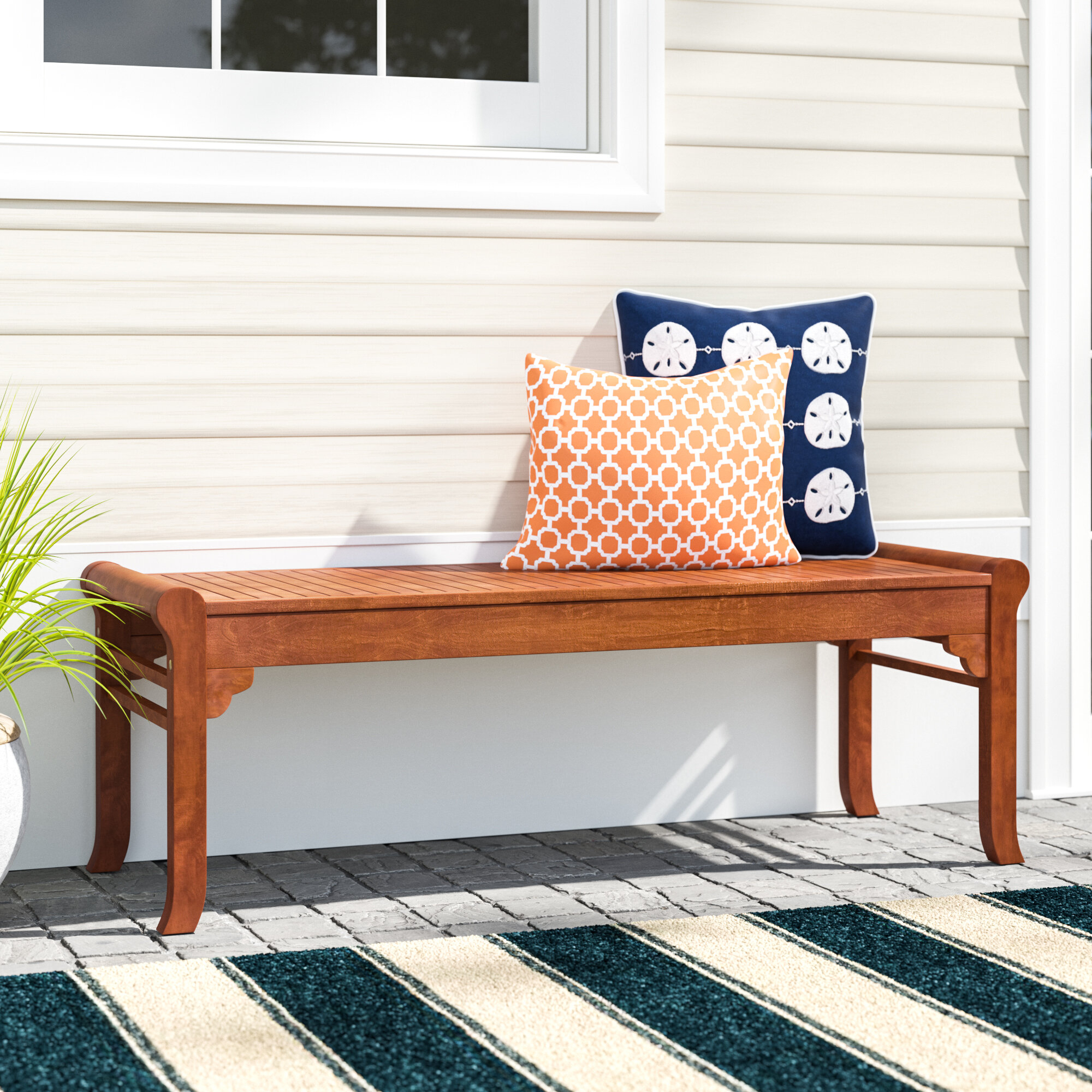 Amabel Wooden Picnic Bench For Amabel Wooden Garden Benches (View 10 of 25)