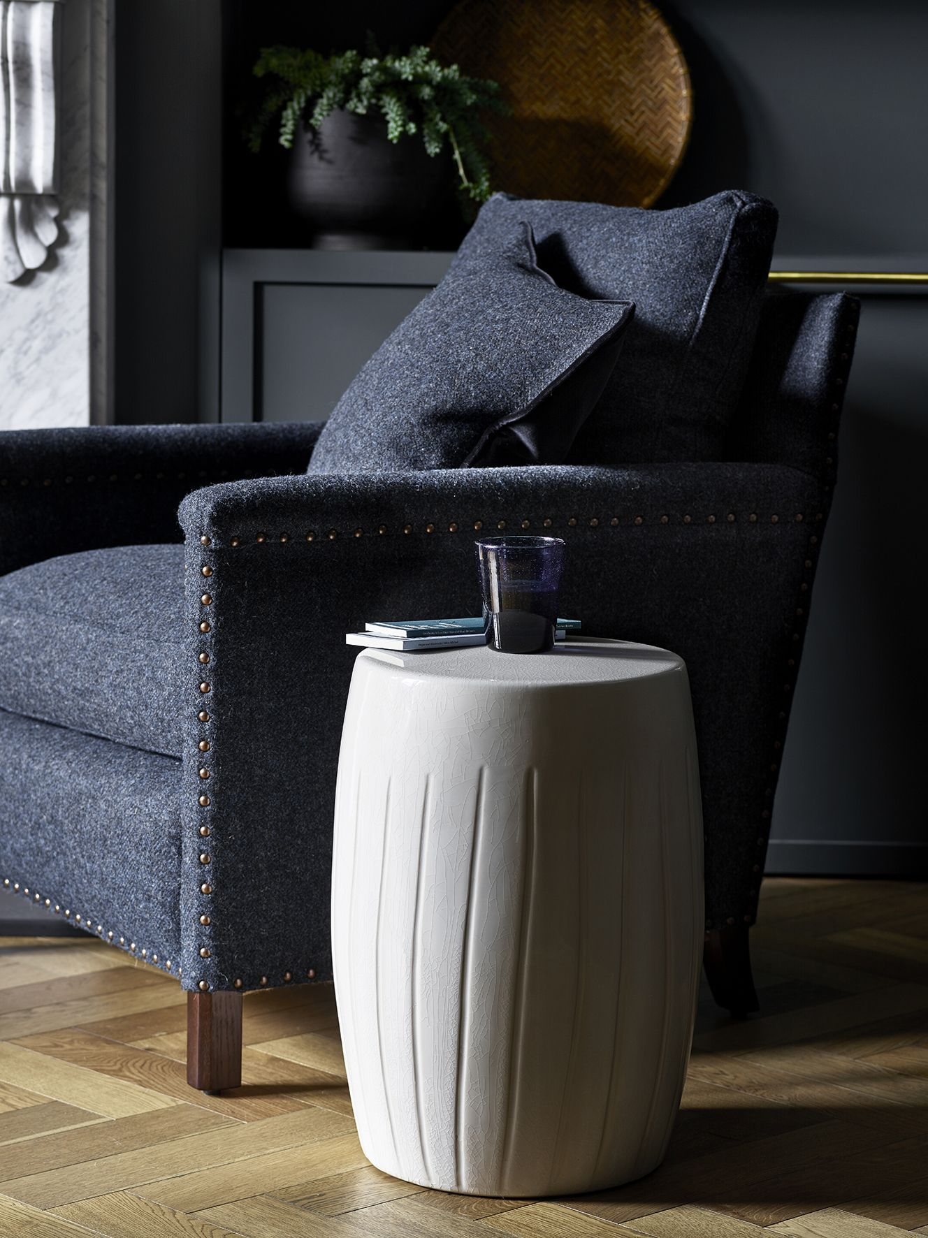 Beswick Ceramic Stool | Living Room Stools, Ceramic Stool Regarding Horsforth Garden Stools (View 23 of 25)