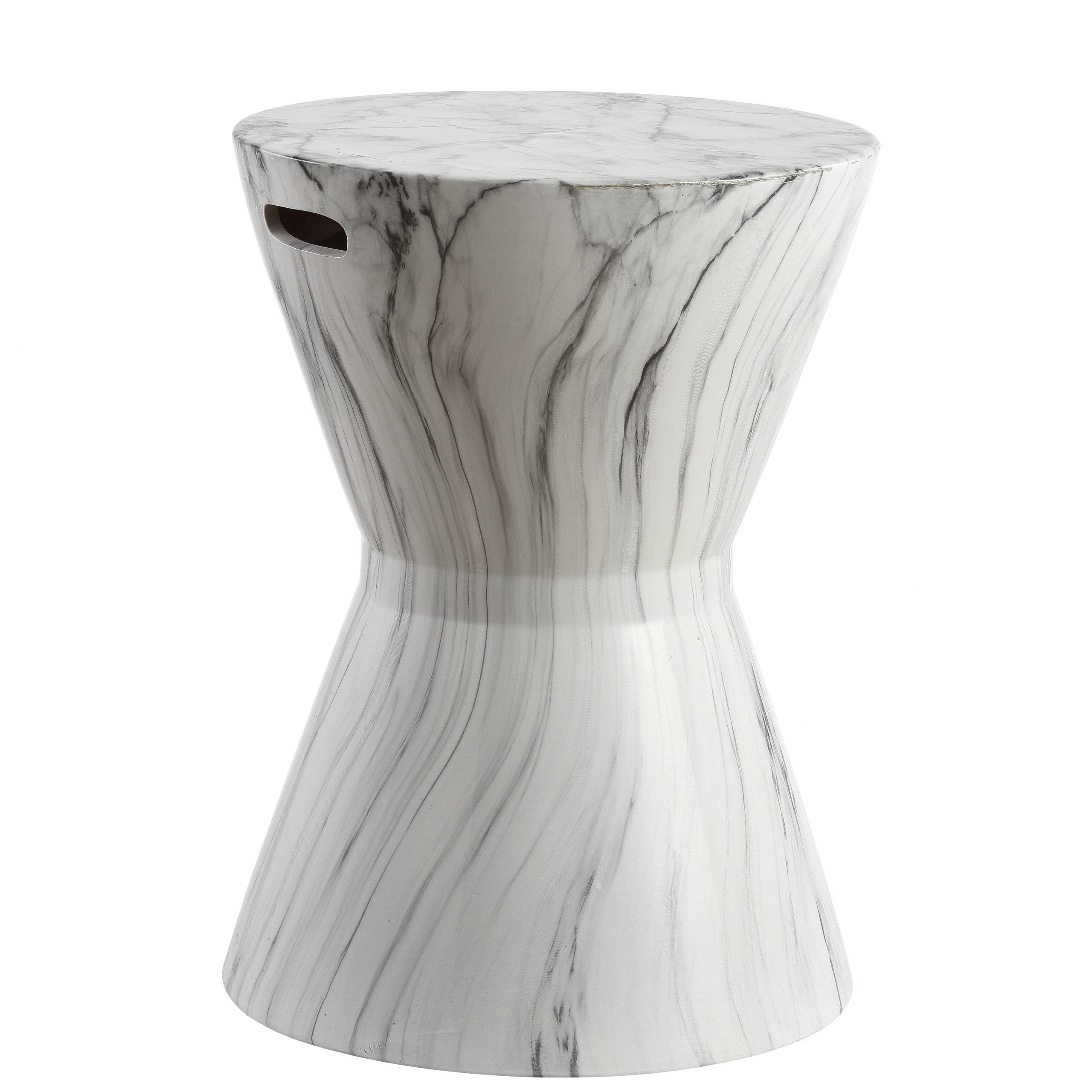 Bonville Ceramic Garden Stool With Regard To Bonville Ceramic Garden Stools (View 2 of 25)