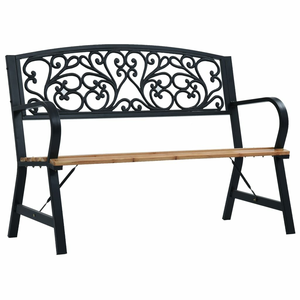Bonza Steel Garden Bench Pertaining To Pettit Steel Garden Benches (View 5 of 25)