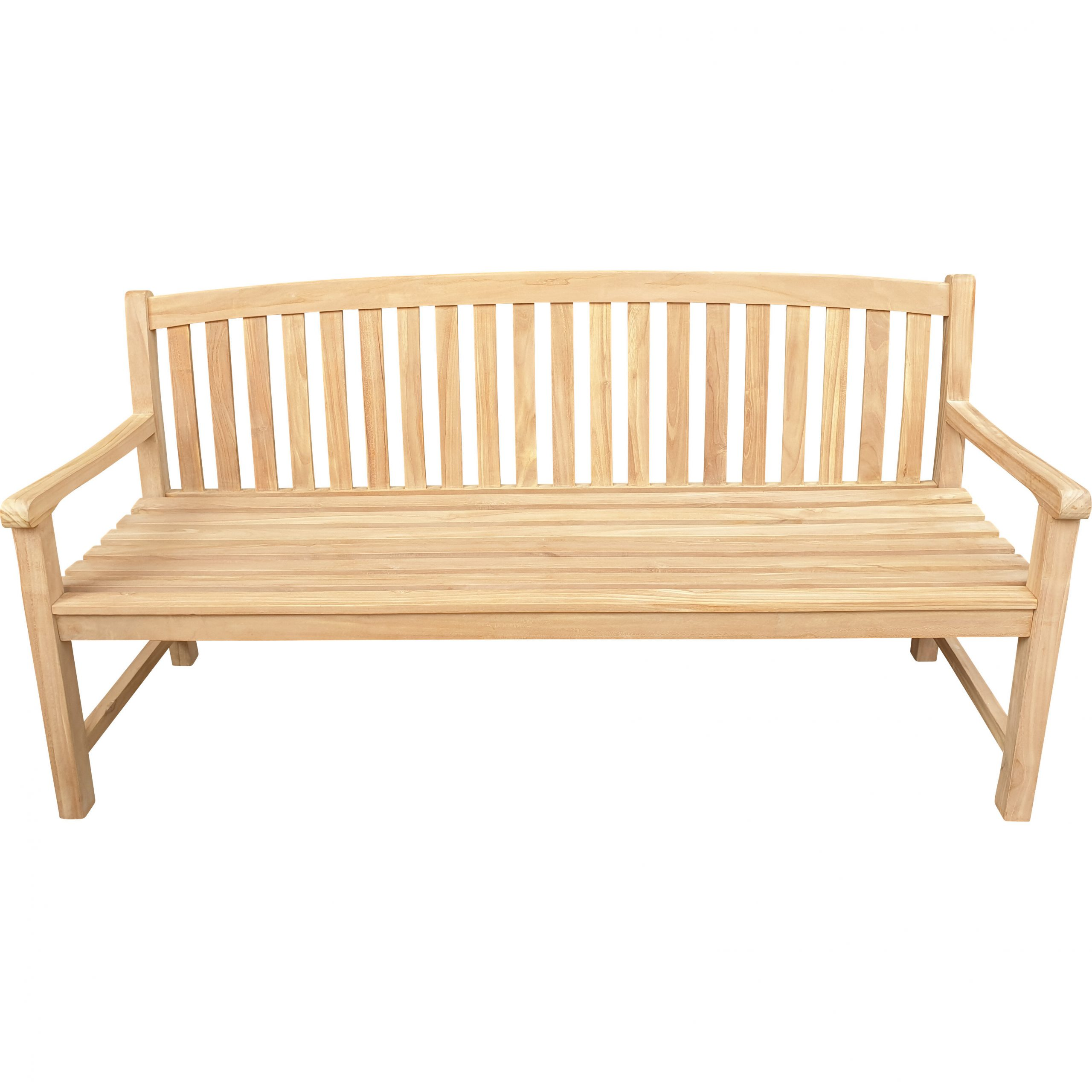 Casanova Solid Wood Garden Bench Throughout Shelbie Wooden Garden Benches (View 20 of 25)