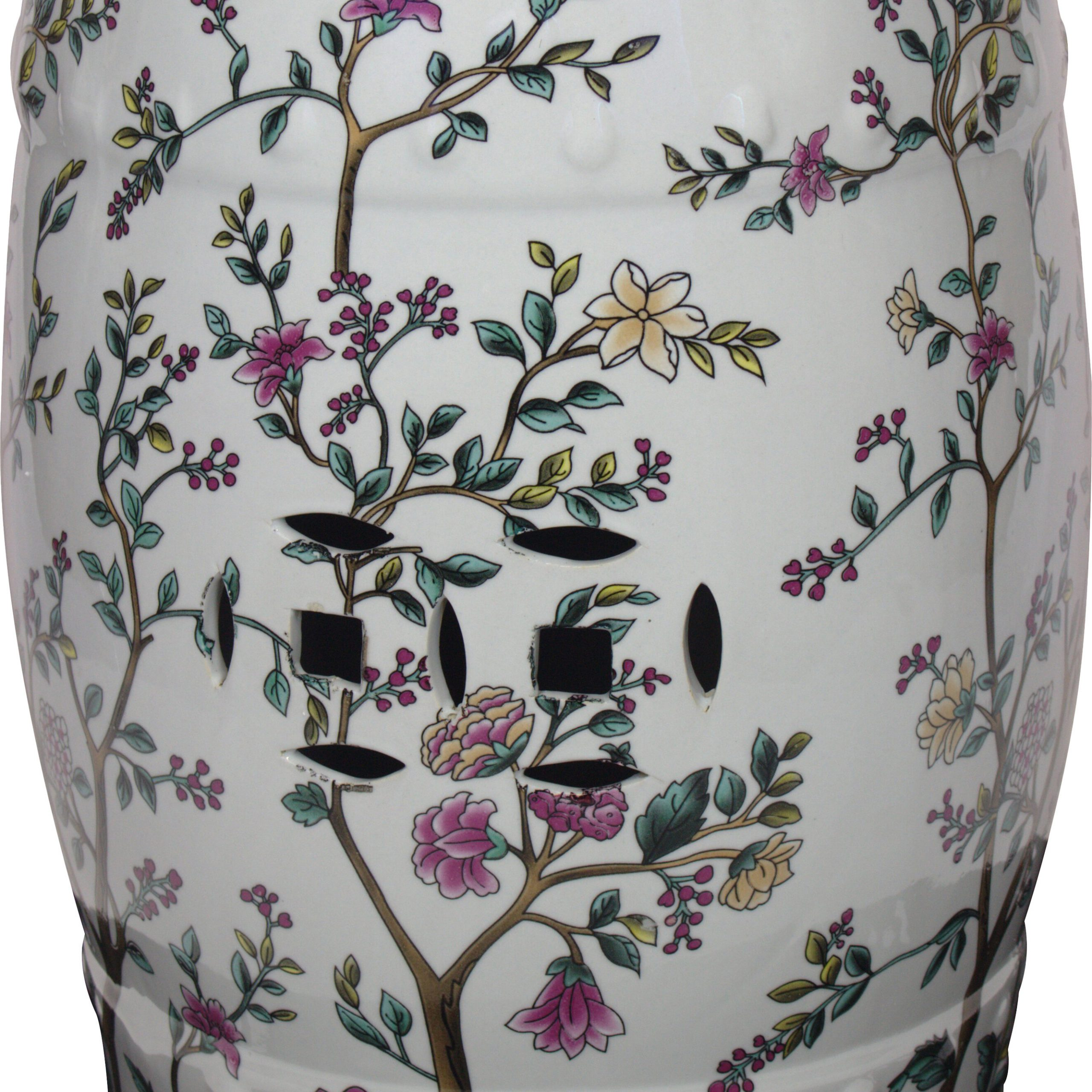 Ceramic Garden Stool Throughout Swanson Ceramic Garden Stools (View 4 of 25)
