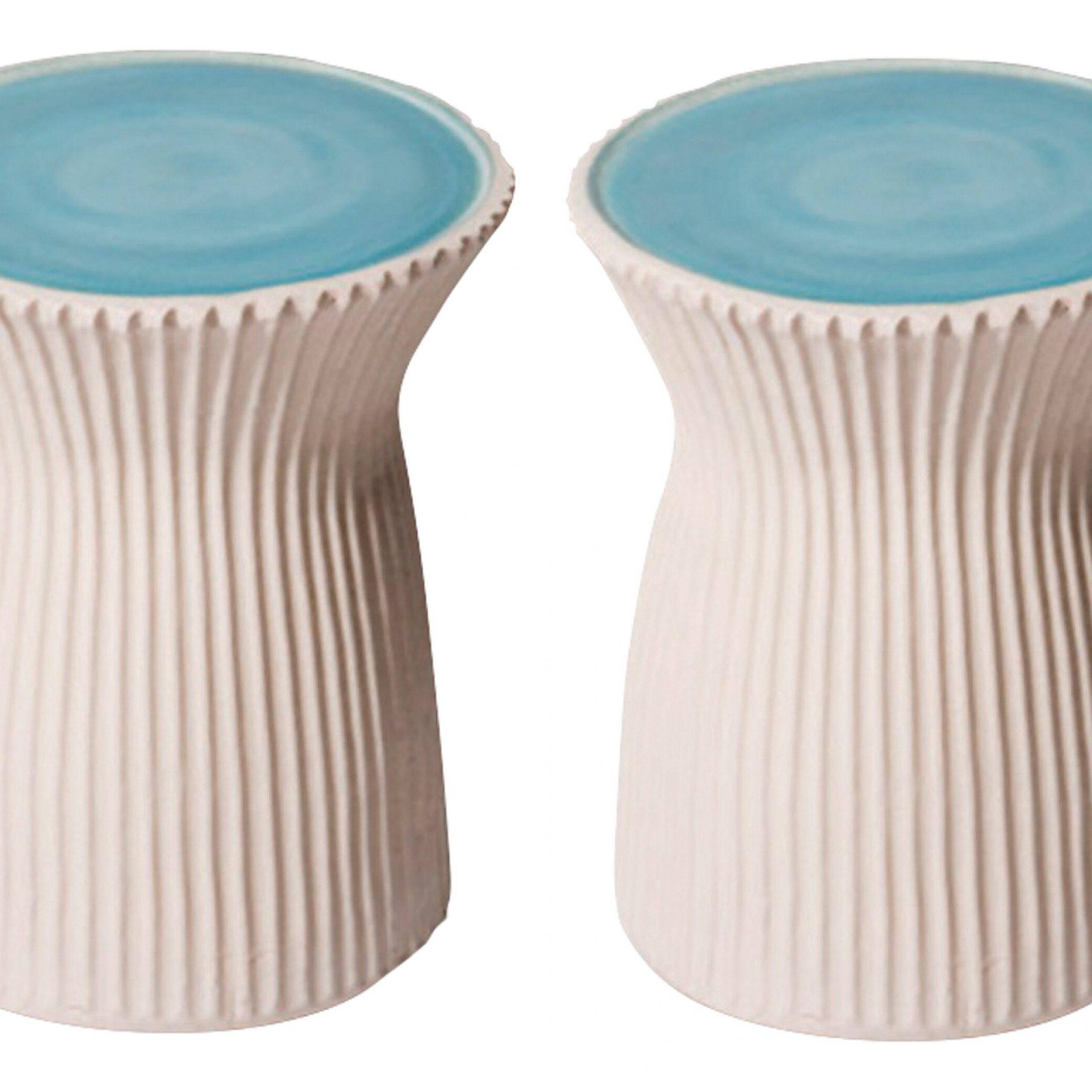 Ceramic Garden Stool With Aloysius Ceramic Garden Stools (View 3 of 25)