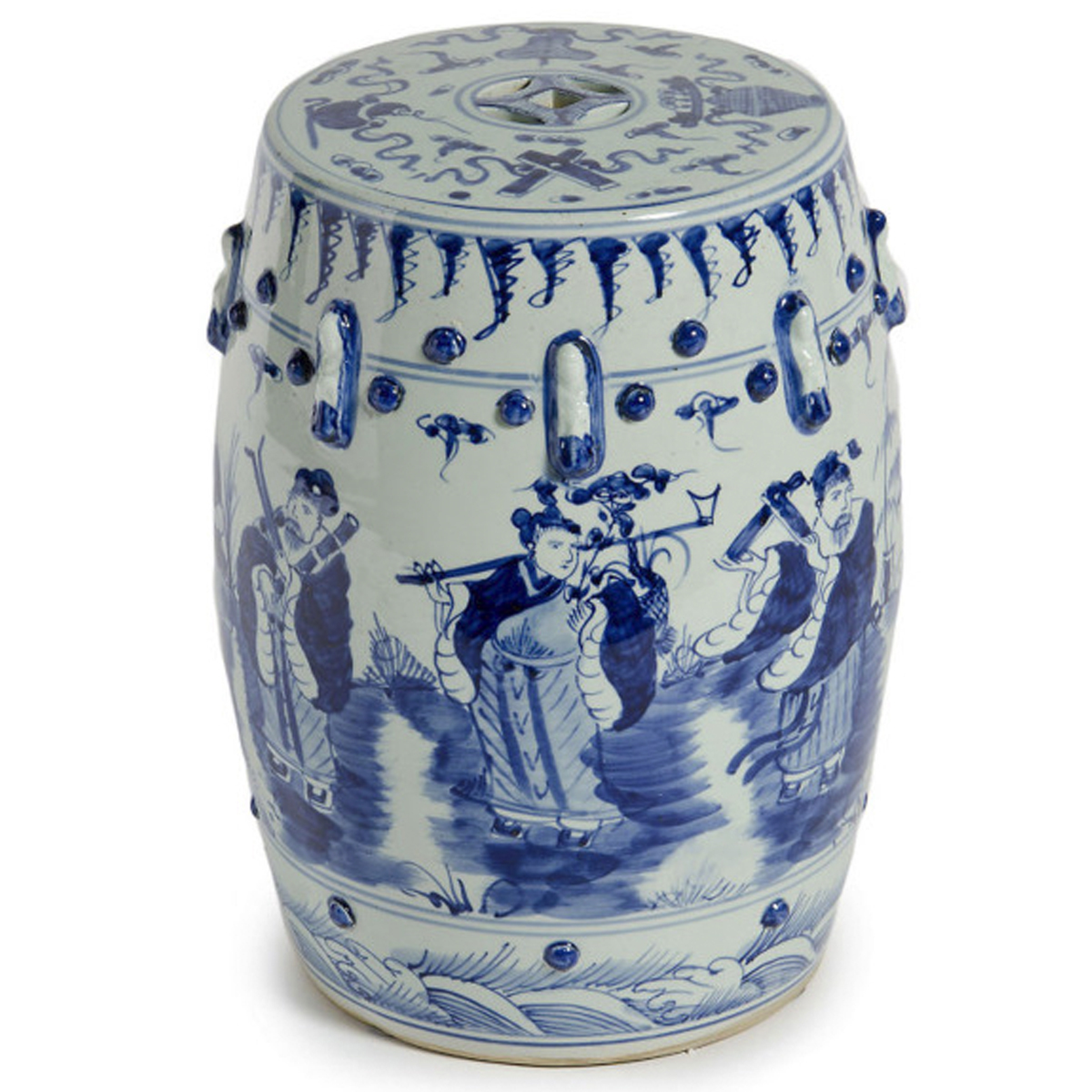 Chinese Ceramic Stools – Ideas On Foter Pertaining To Dragon Garden Stools (View 20 of 26)