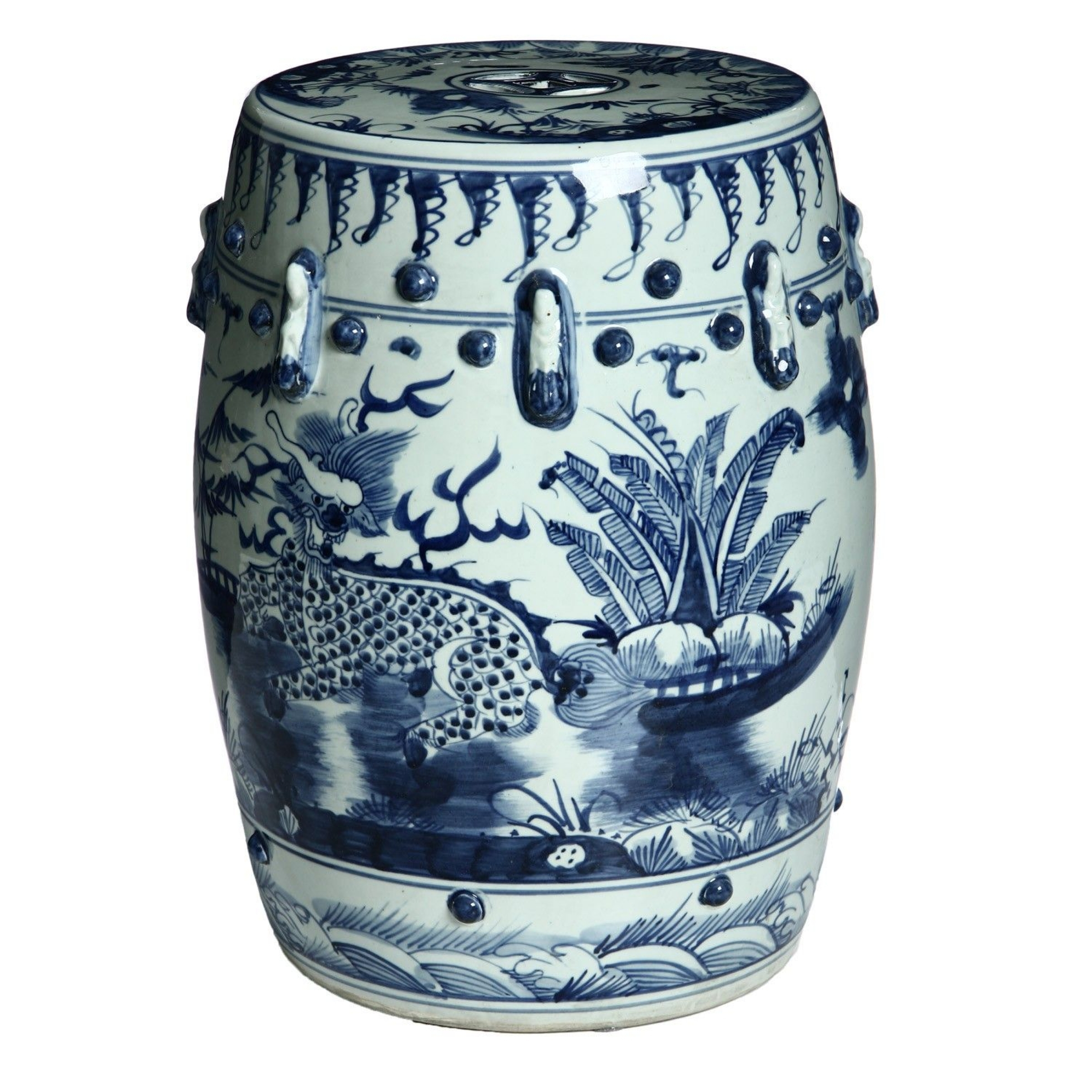 Chinese Garden Stools – Ideas On Foter With Regard To Dragon Garden Stools (View 8 of 26)