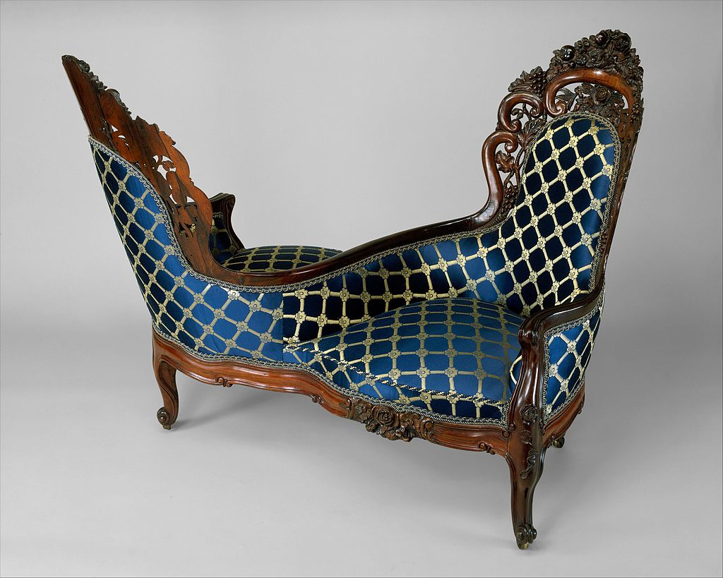 Coronavirus Is So Bringing The Tete A Tete Chair Back Pertaining To Wicker Tete A Tete Benches (View 12 of 25)