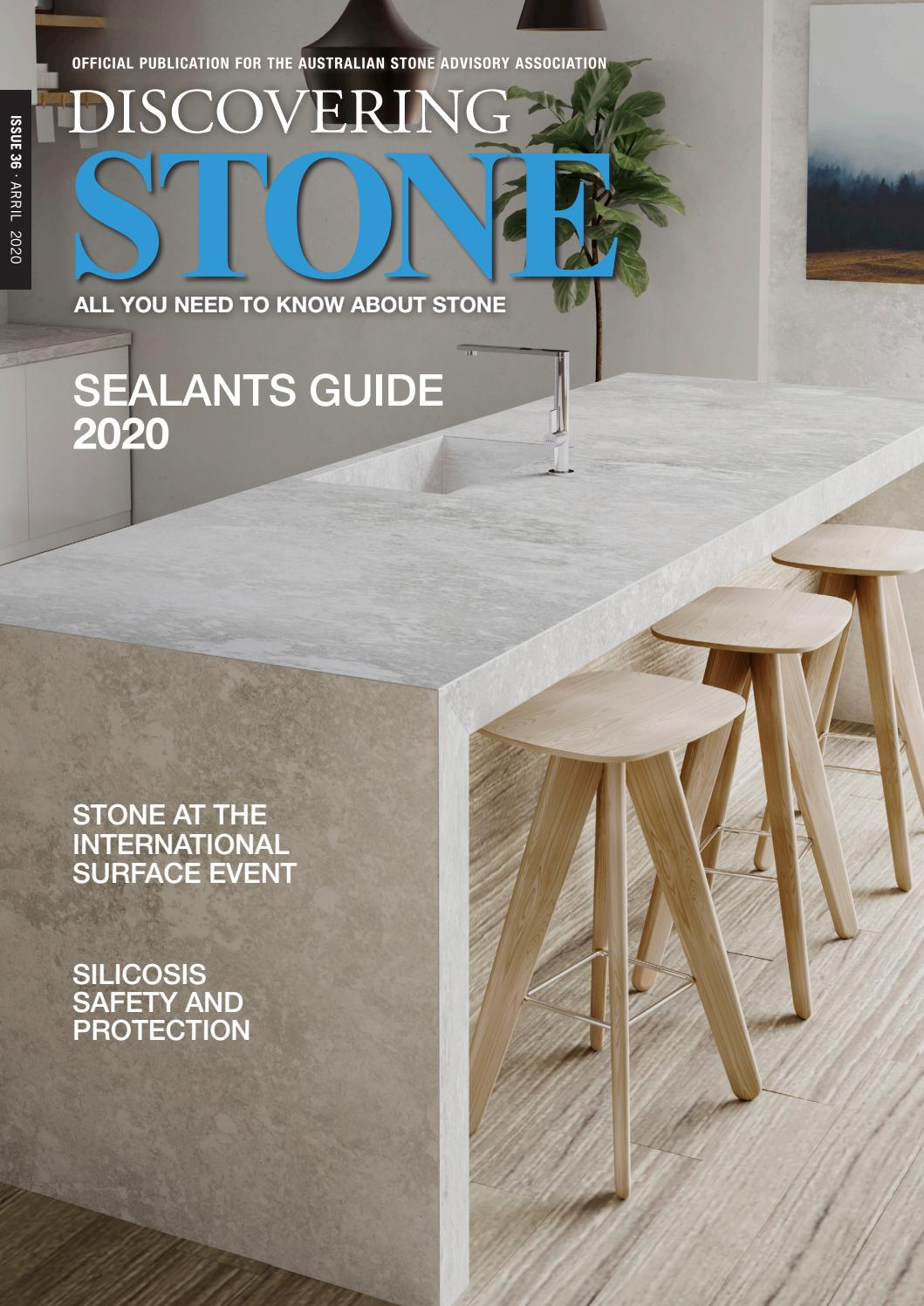 Discovering Stone Issue 36 | April 2020Elite Publishing Regarding Tufan Cement Garden Stools (View 11 of 25)