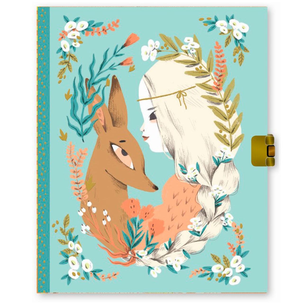 Djeco Lovely Paper Diary Lucille For Lucille Timberland Wooden Garden Benches (View 23 of 25)