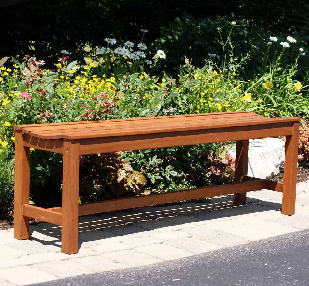 ♥☆ ··☆··☆··☆··☆ With Me In Gabbert Wooden Garden Benches (View 11 of 25)