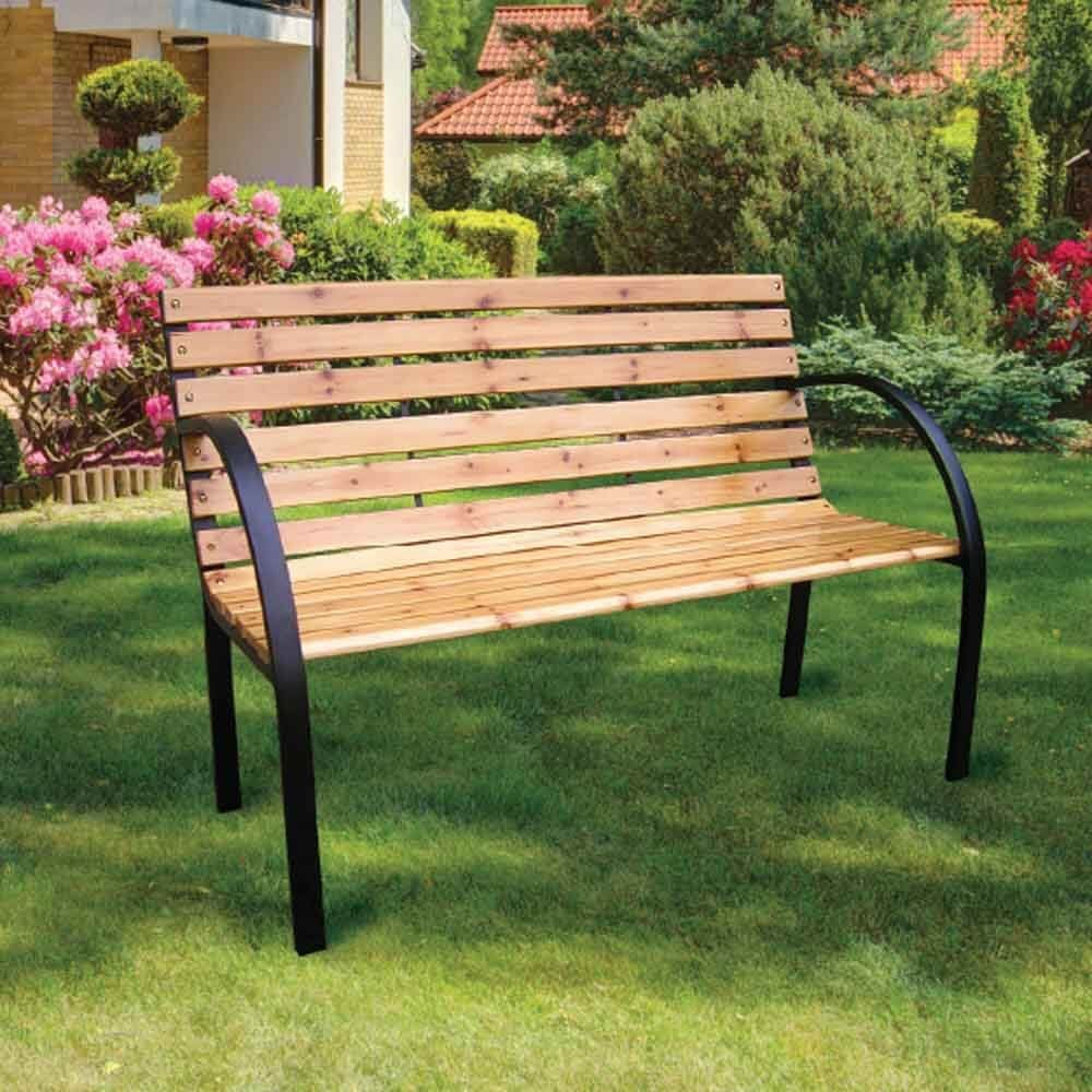Garden Bench – 15 Free Hq Online Puzzle Games On Within Leora Wooden Garden Benches (View 24 of 25)