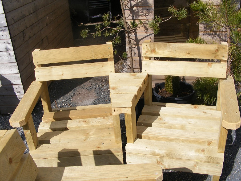 Garden Furniture Merseyside Manchester Wooden Picnic Benches Pertaining To Manchester Solid Wood Garden Benches (View 12 of 25)