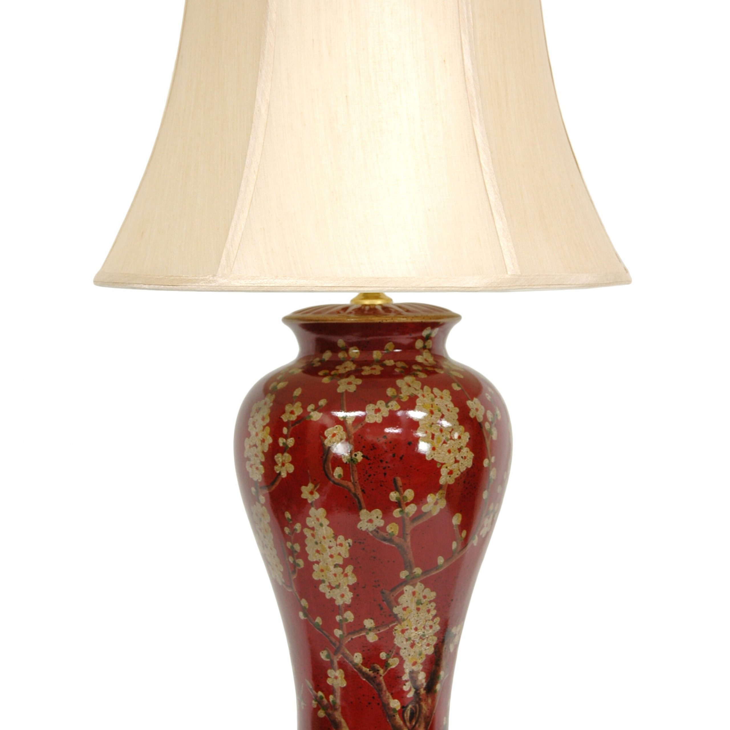 "Irwin Blossom Vase 30"" Table Lamp Pertaining To Irwin Blossom Garden Stools (View 8 of 25)"