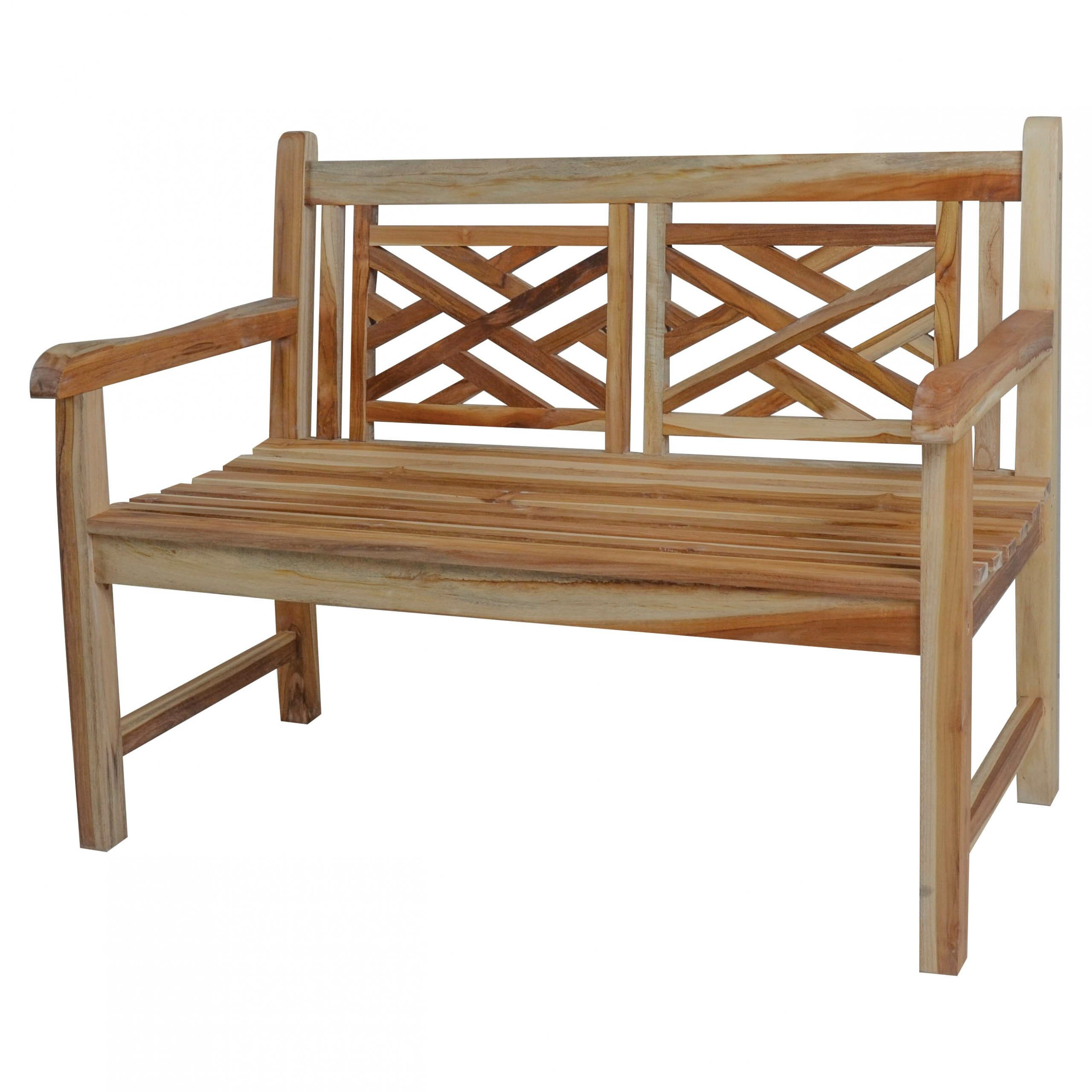 Kings Cross Teak Garden Bench Throughout Hampstead Teak Garden Benches (View 19 of 25)