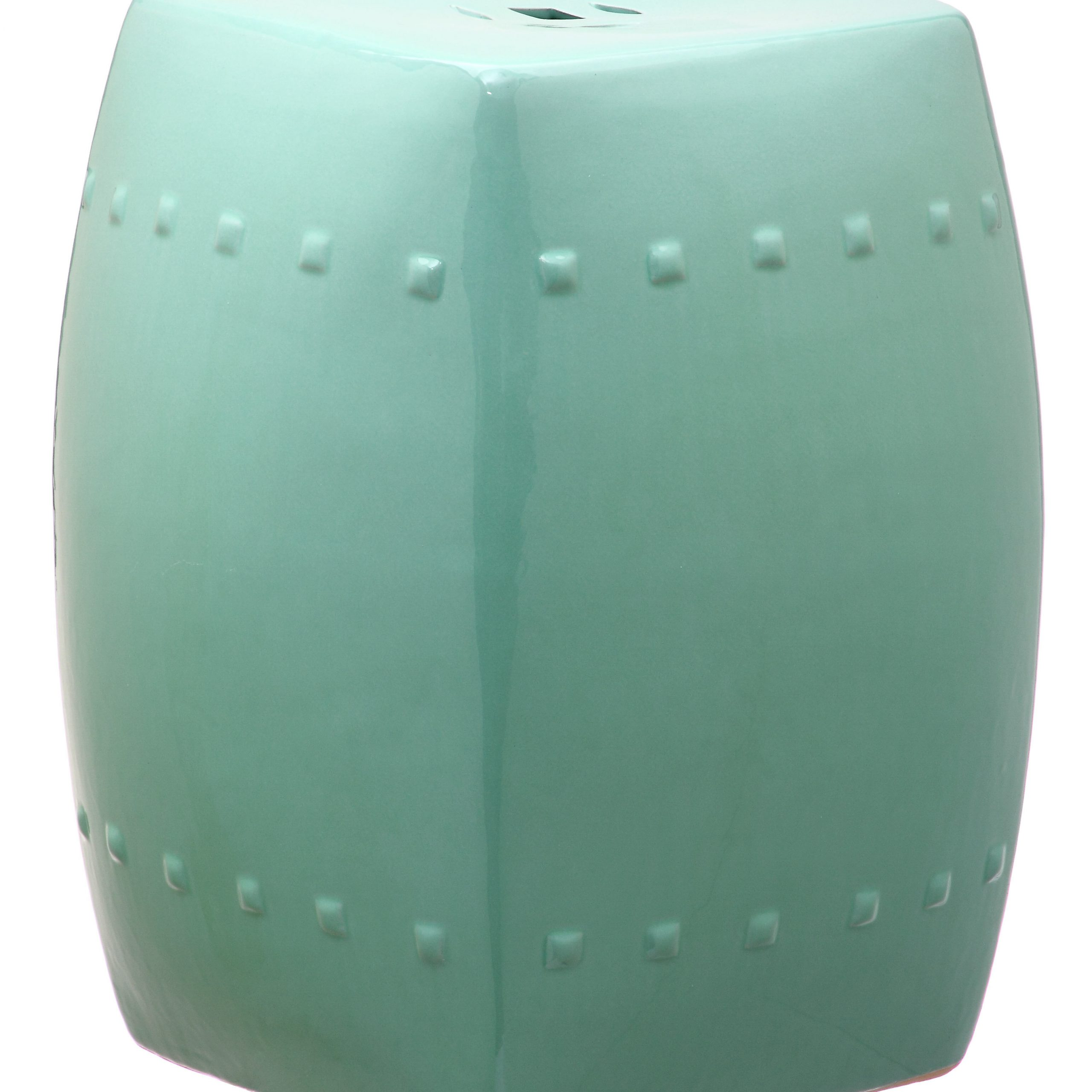 Knudson Ceramic Garden Stool With Horsforth Garden Stools (View 14 of 25)