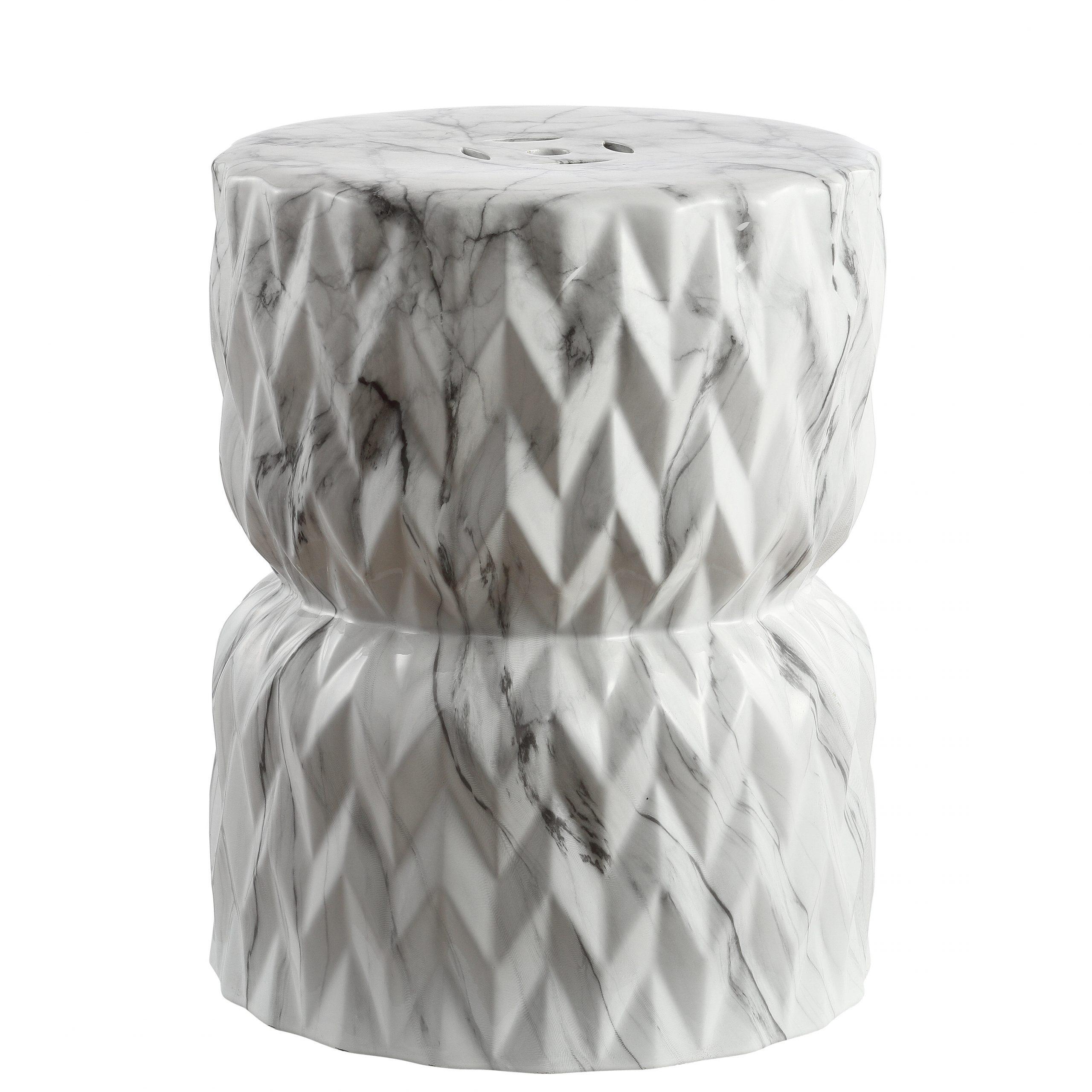 Lampkin Ceramic Garden Stool Throughout Swanson Ceramic Garden Stools (View 10 of 25)