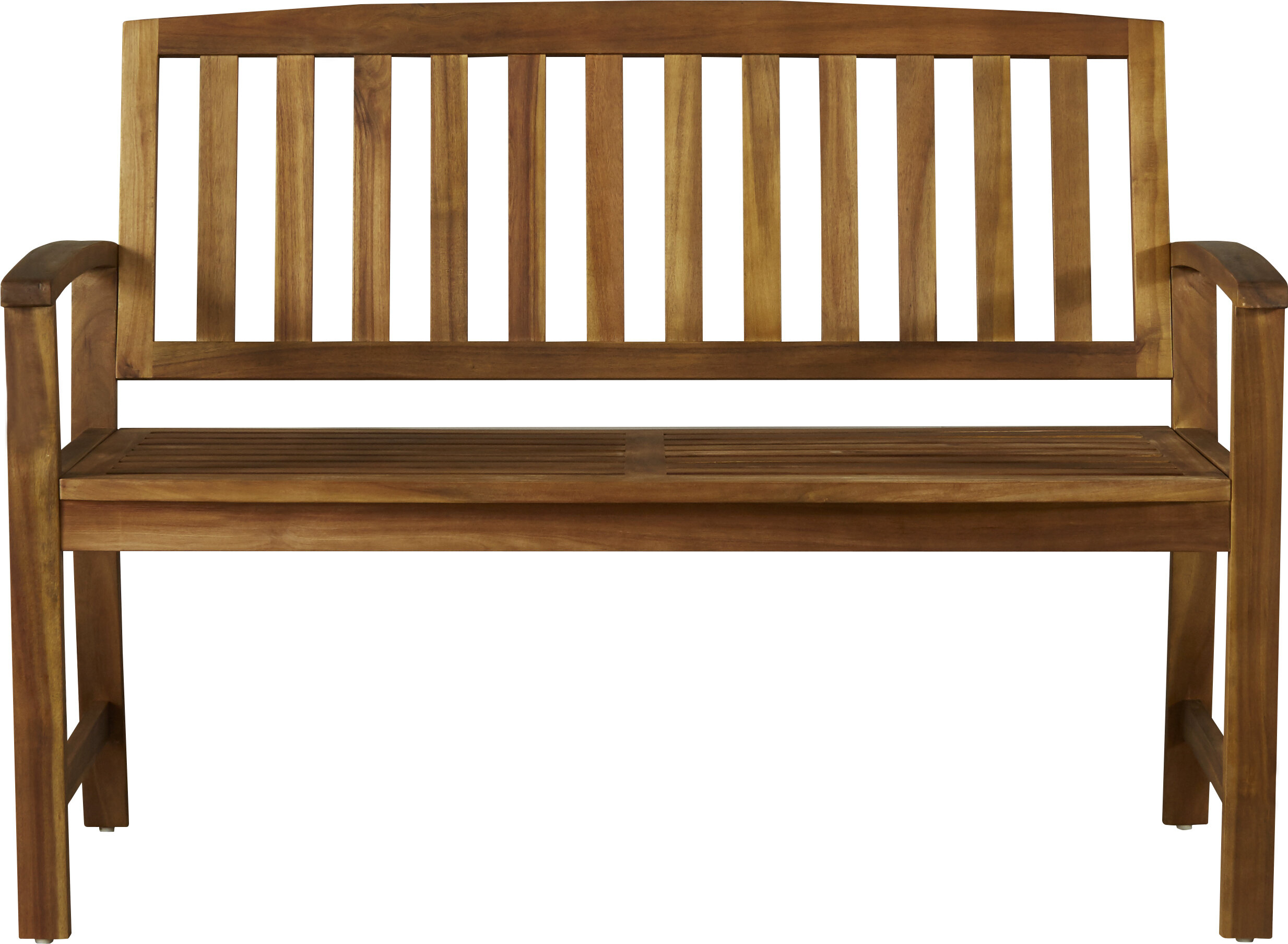 Featured Image of Leora Wooden Garden Benches