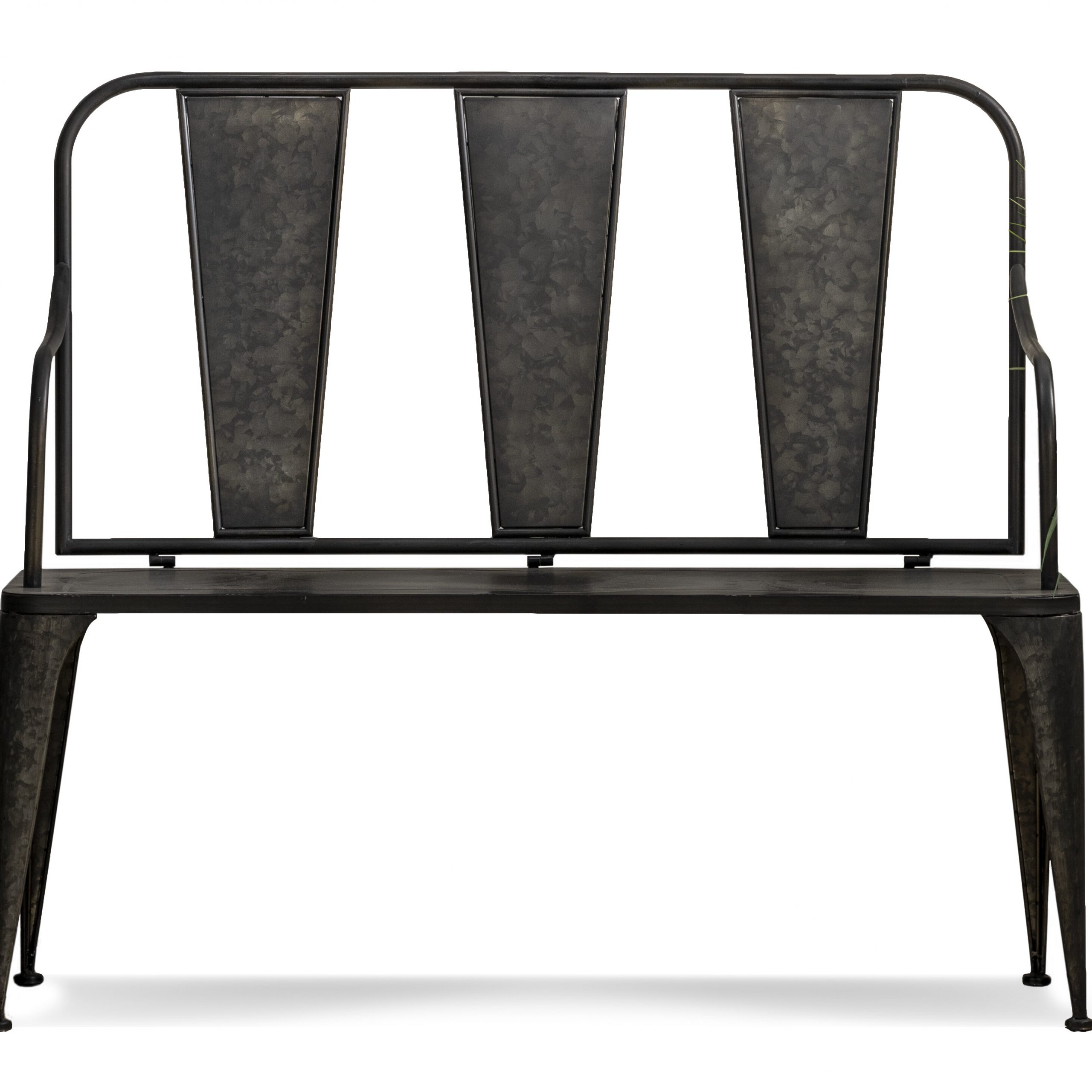 Lorsworth Iron Garden Bench For Guyapi Garden Benches (View 12 of 25)