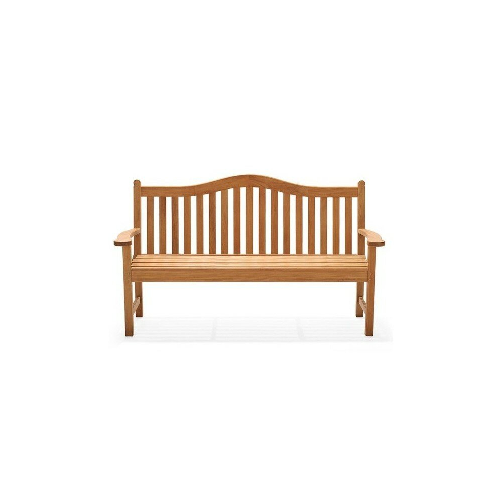 Mahle Grade A Luxurious Teak Garden Bench Within Harpersfield Wooden Garden Benches (View 25 of 25)