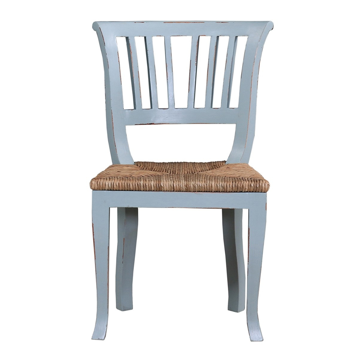 Manchester Dining Chair W/Rush Seat With Regard To Manchester Solid Wood Garden Benches (View 25 of 25)
