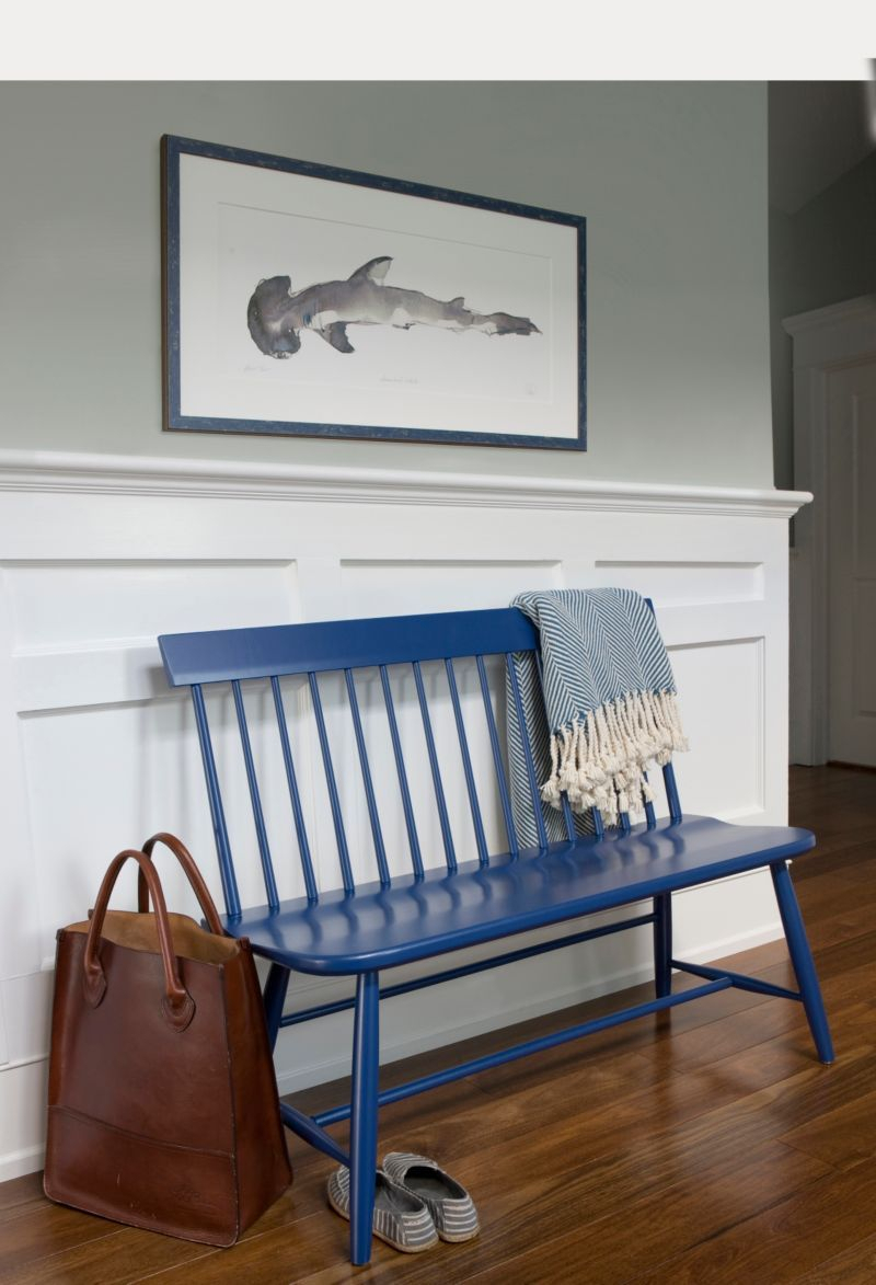 Margaret Bench | Benches & Chests | Maine Cottage | Maine With Regard To Sibbi Glider Benches (View 10 of 25)