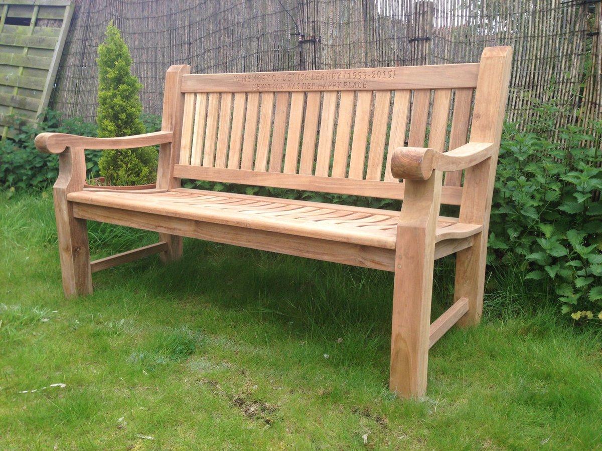 Memorialbenches Hashtag On Twitter In Hampstead Heath Teak Garden Benches (View 9 of 25)