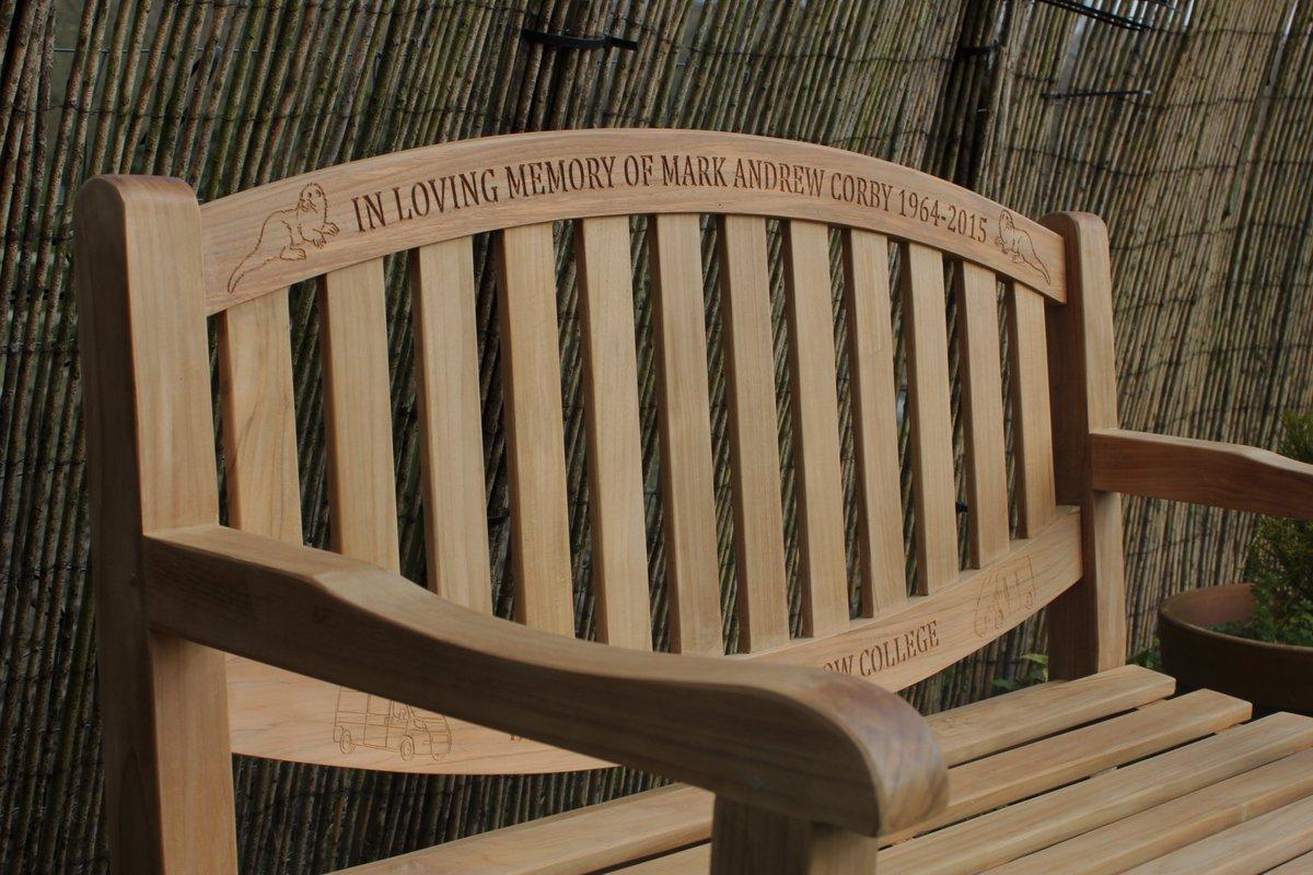 Memorialbenches Hashtag On Twitter Inside Hampstead Heath Teak Garden Benches (View 22 of 25)