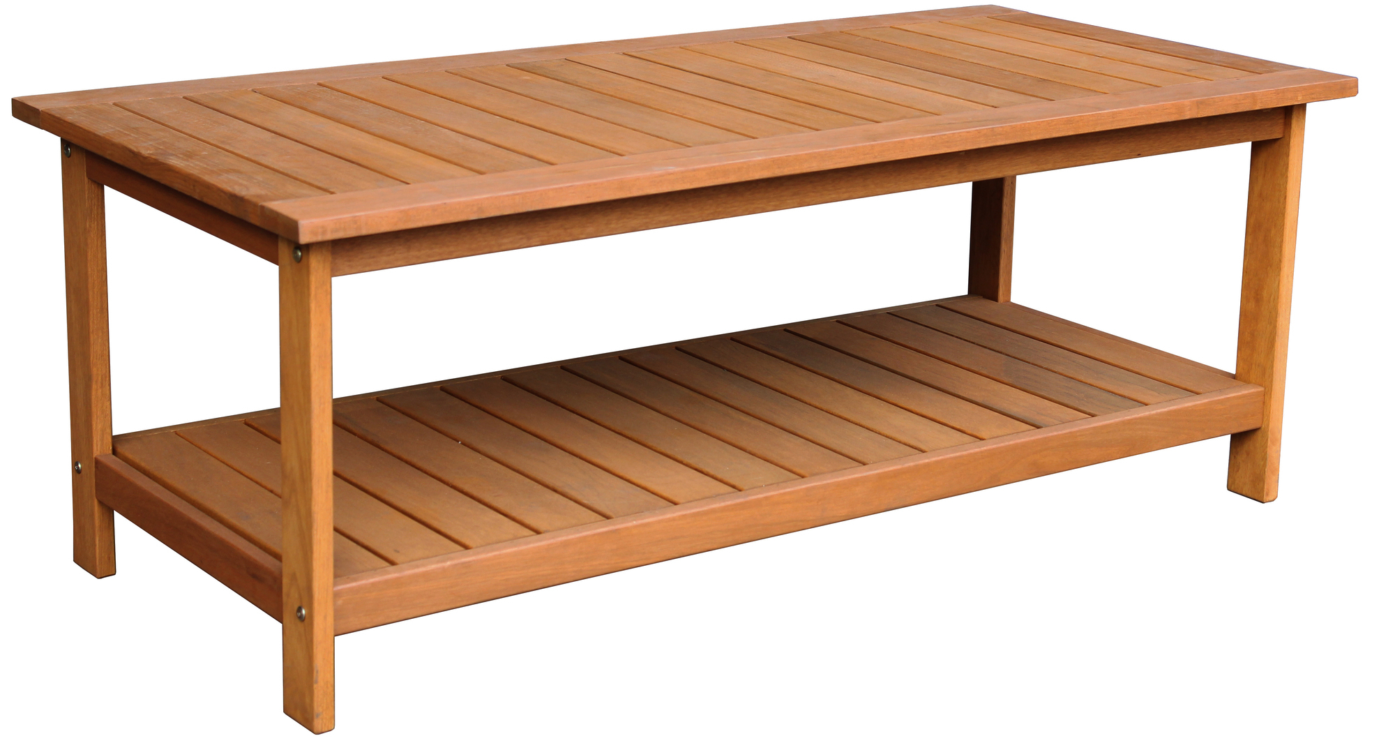 Natural Avoca Wood Outdoor Coffee Table With Avoca Wood Garden Benches (View 9 of 25)