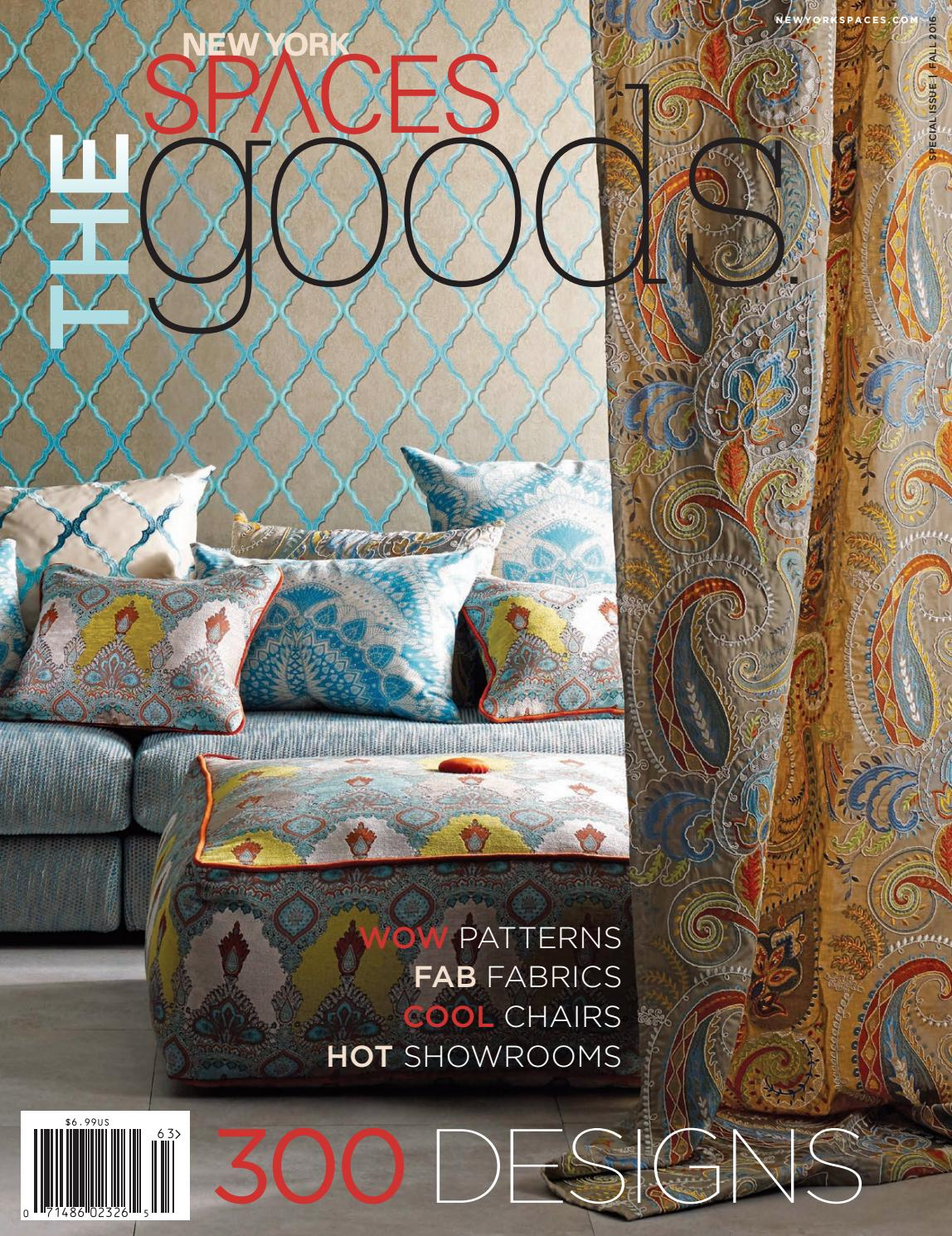New York Spaces Fall 2016 The Goodsdavler Media – Issuu For Tufan Cement Garden Stools (View 17 of 25)