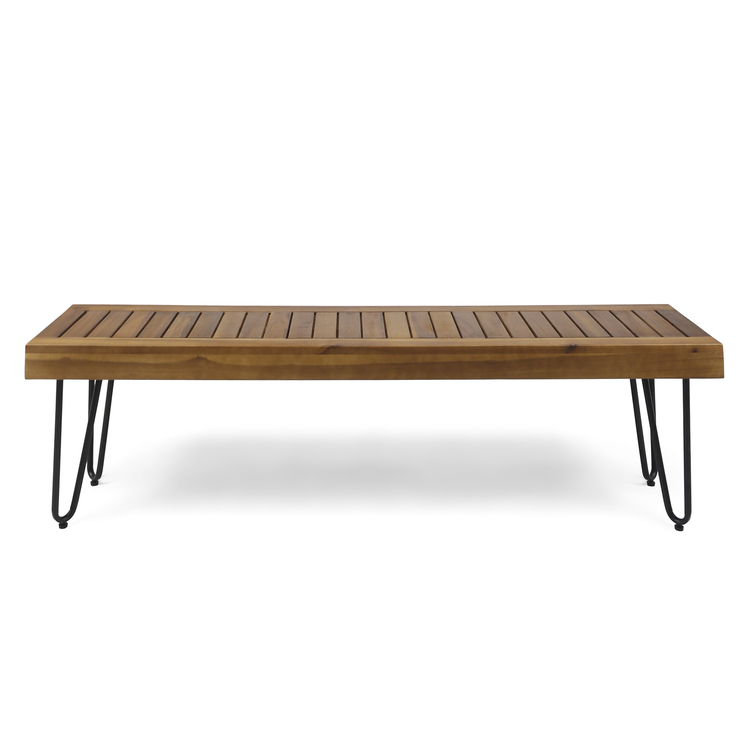 Outdoor Wooden Picnic Bench With Maliyah Wooden Garden Benches (View 18 of 25)