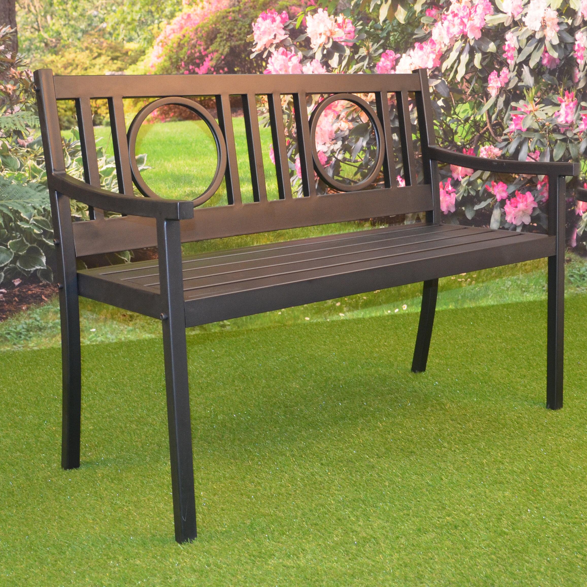 Featured Image of Pauls Steel Garden Benches