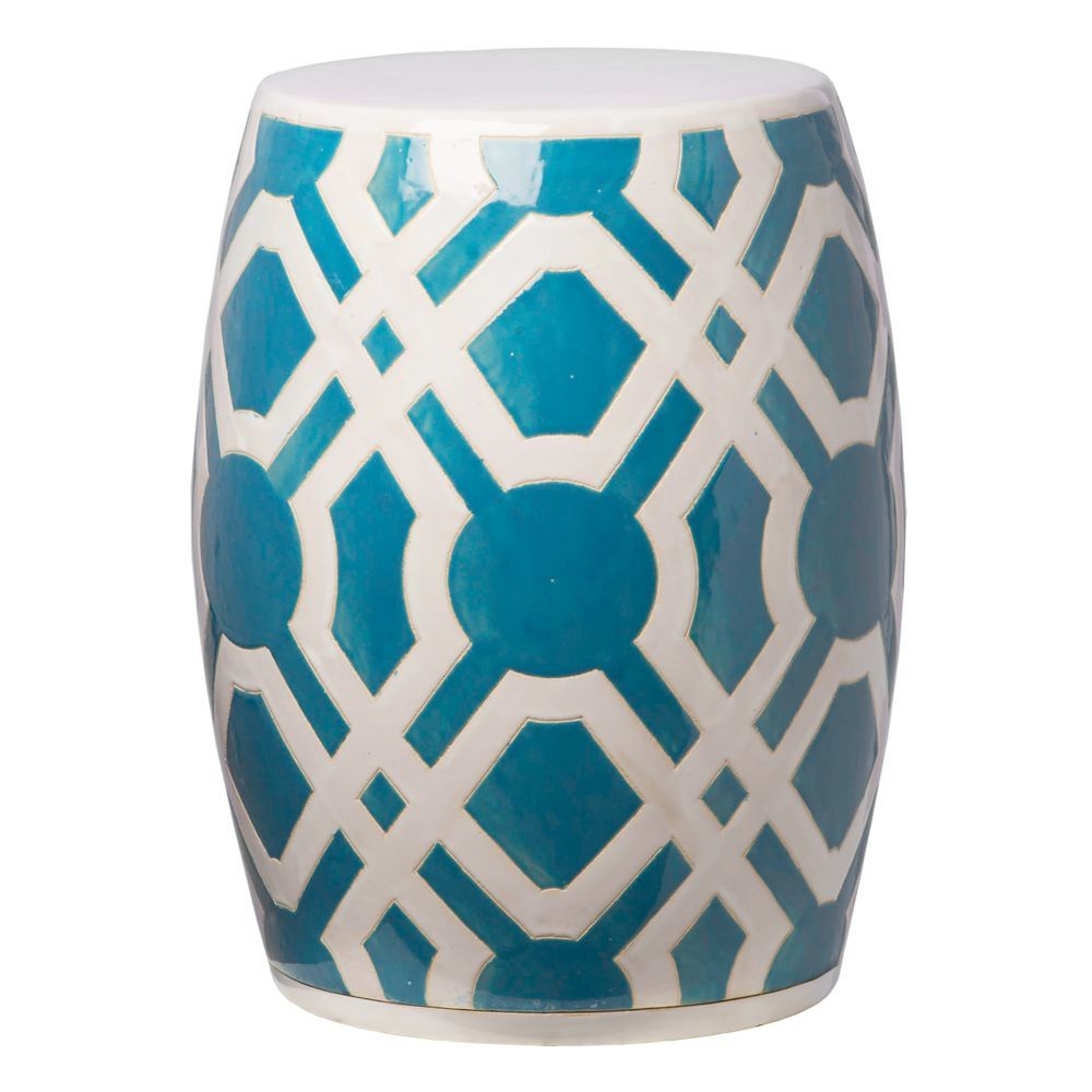 Pin On Seven Colonial Throughout Lavin Ceramic Garden Stools (View 8 of 25)