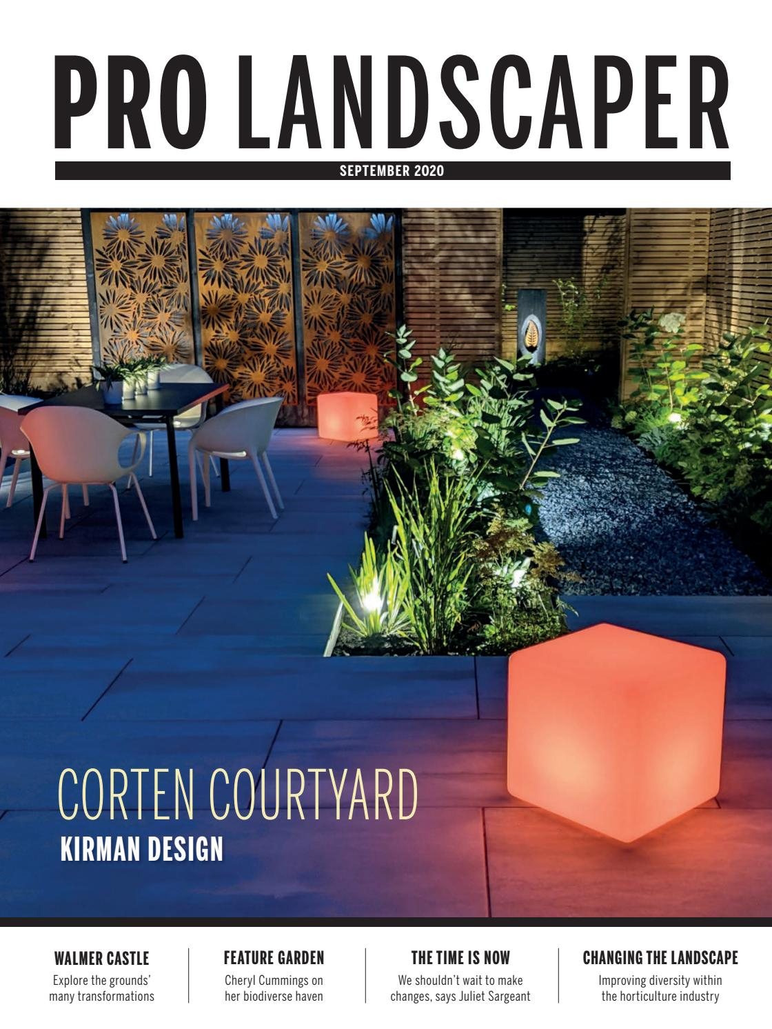 Pro Landscaper September 2020Eljays44 – Issuu Intended For Glendale Heights Birds And Butterflies Garden Stools (View 25 of 25)