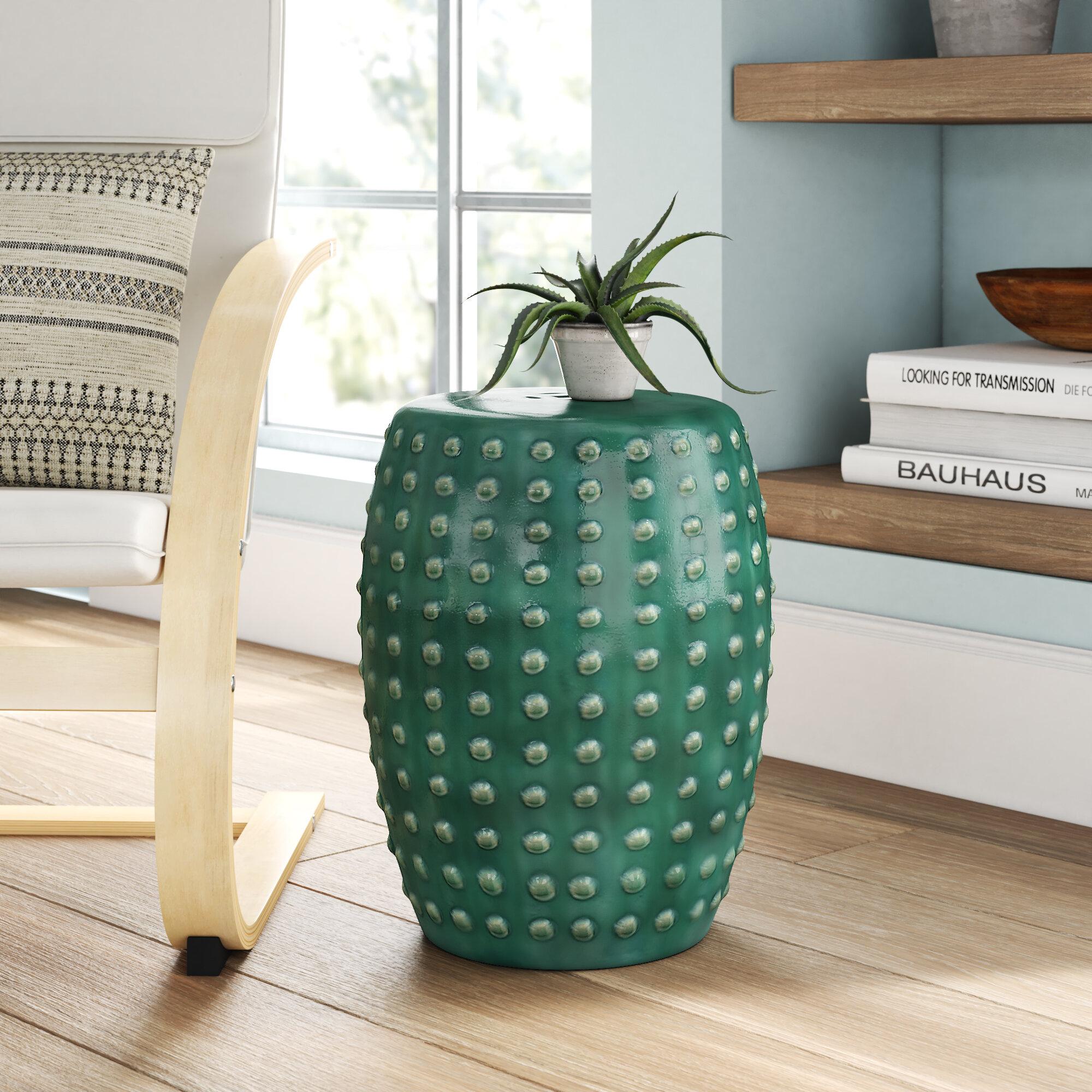 Featured Image of Renee Porcelain Garden Stools