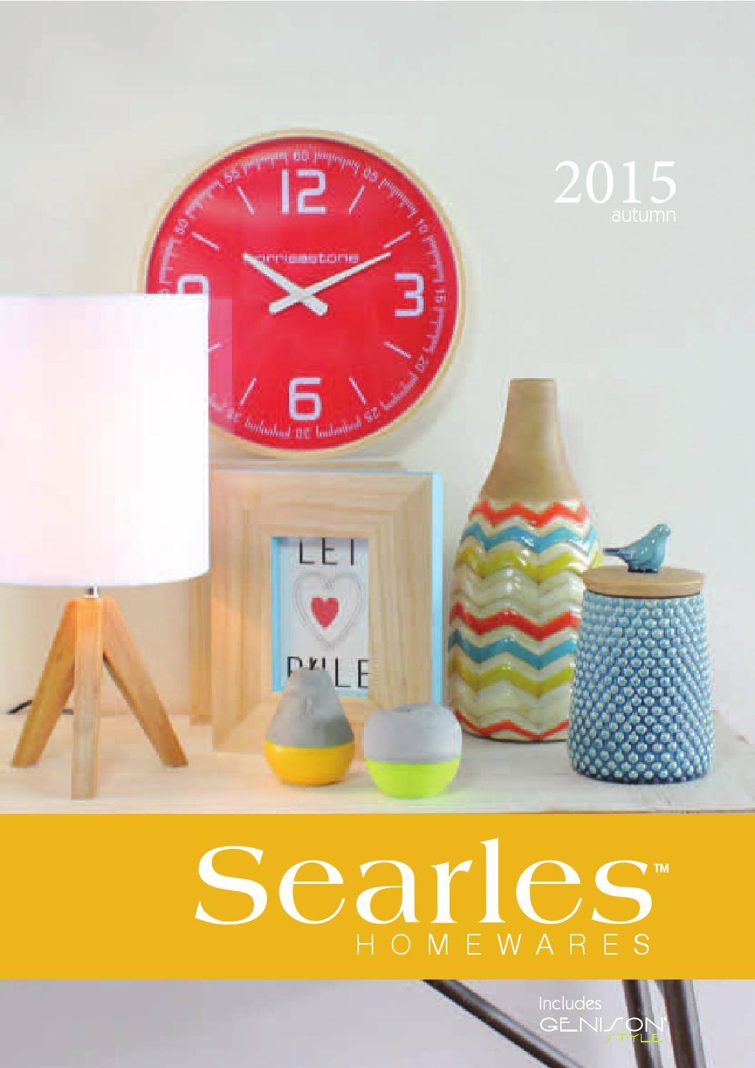 Searles Homewares Lookbook Autumn 2015Searles Homewares With Regard To Bonville Ceramic Garden Stools (View 16 of 25)