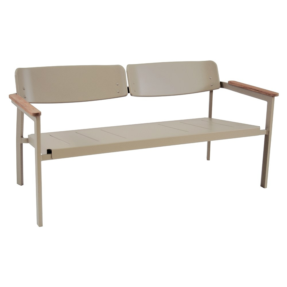 Shine Bench – The Contact Chair Company With Hampstead Heath Teak Garden Benches (View 11 of 25)
