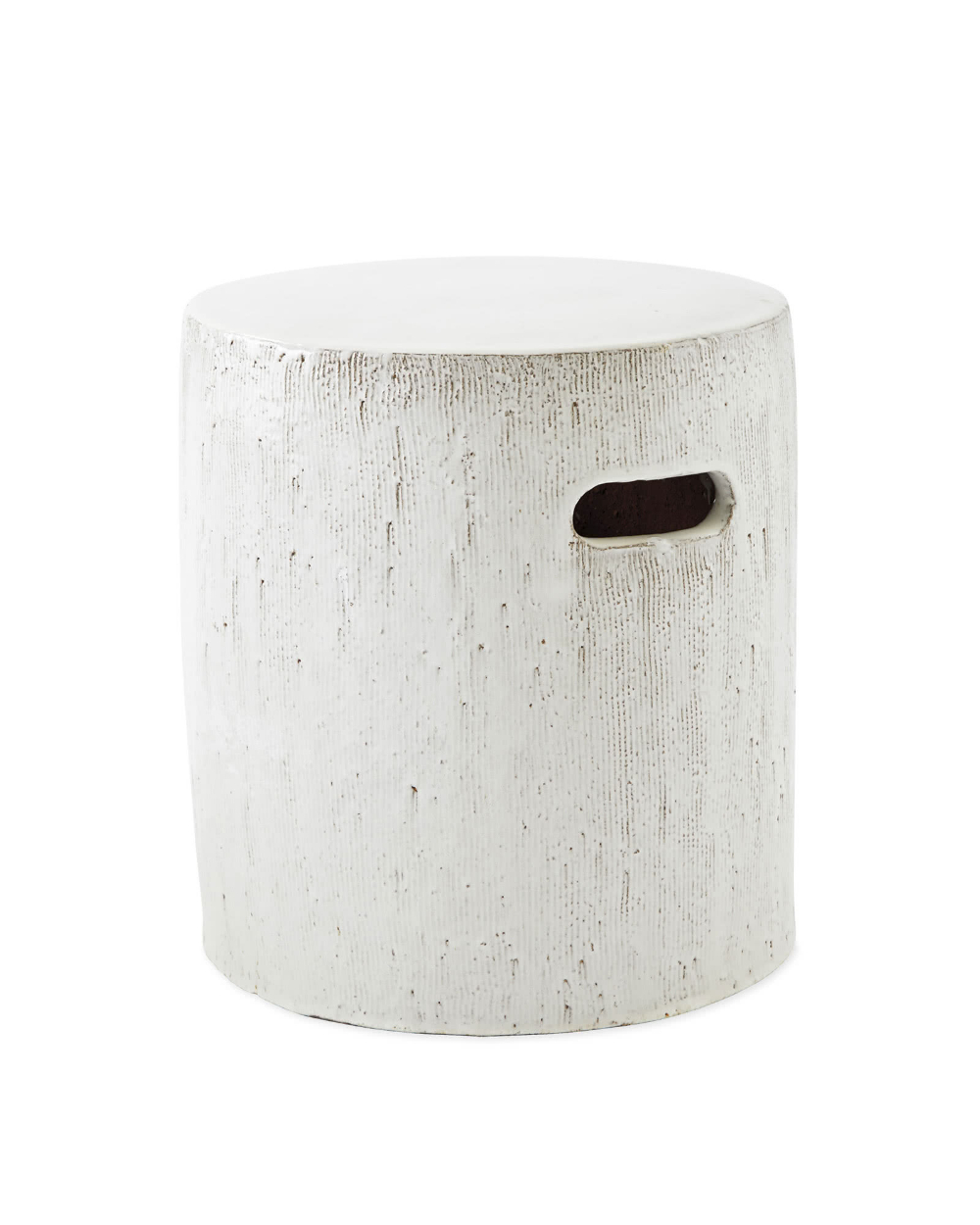 Shoreline Side Table | Ceramic Stool, Living Room Side Table With Regard To Oakside Ceramic Garden Stools (View 21 of 25)